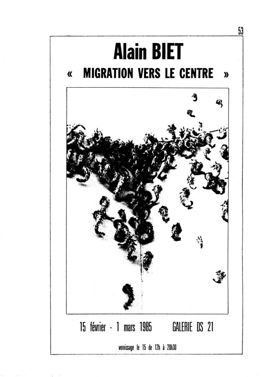 page 0053 NOS ANNONCES ALAIN BIET MIGRATION VERS LE CNETRE À