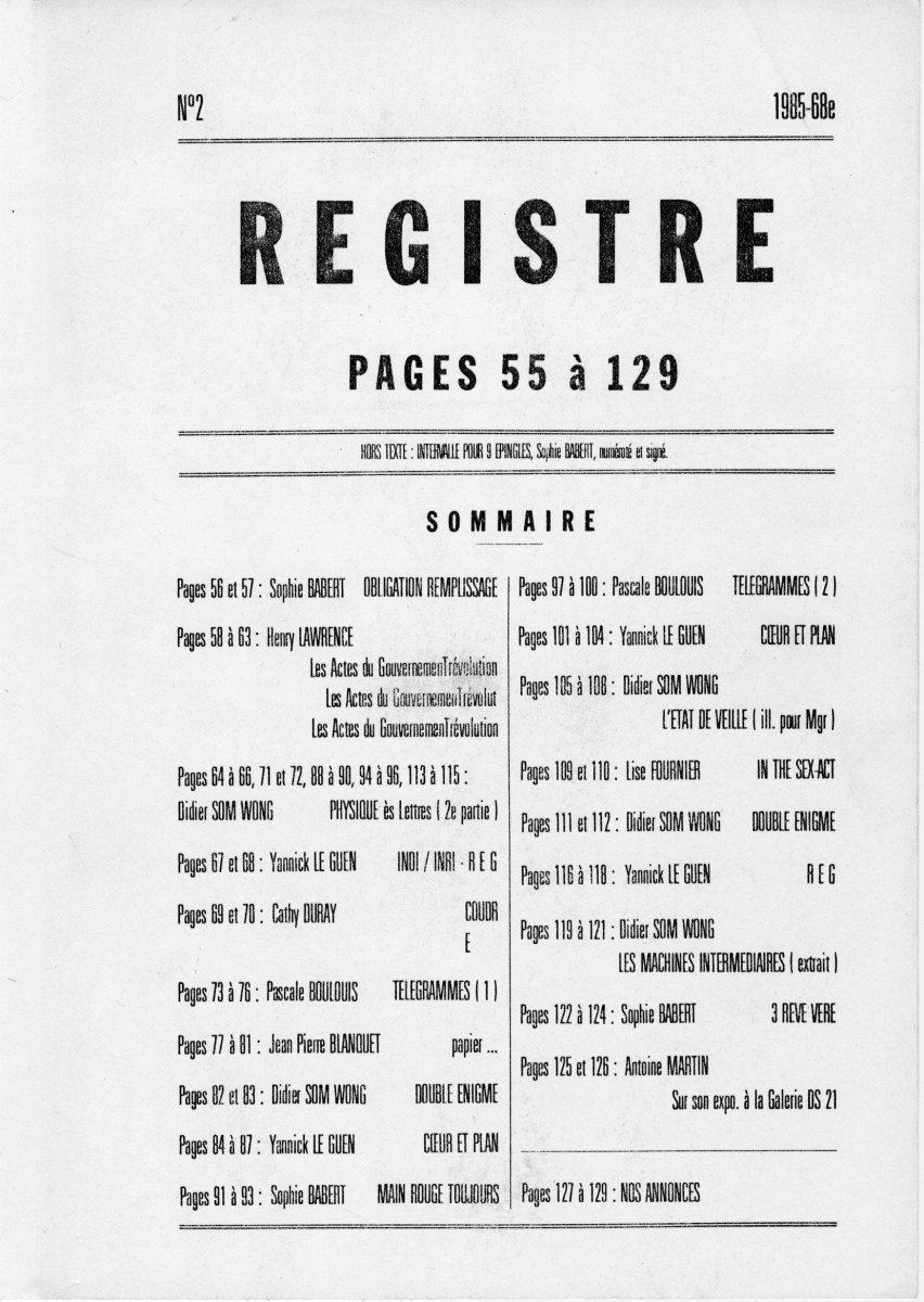 page 0055 la une