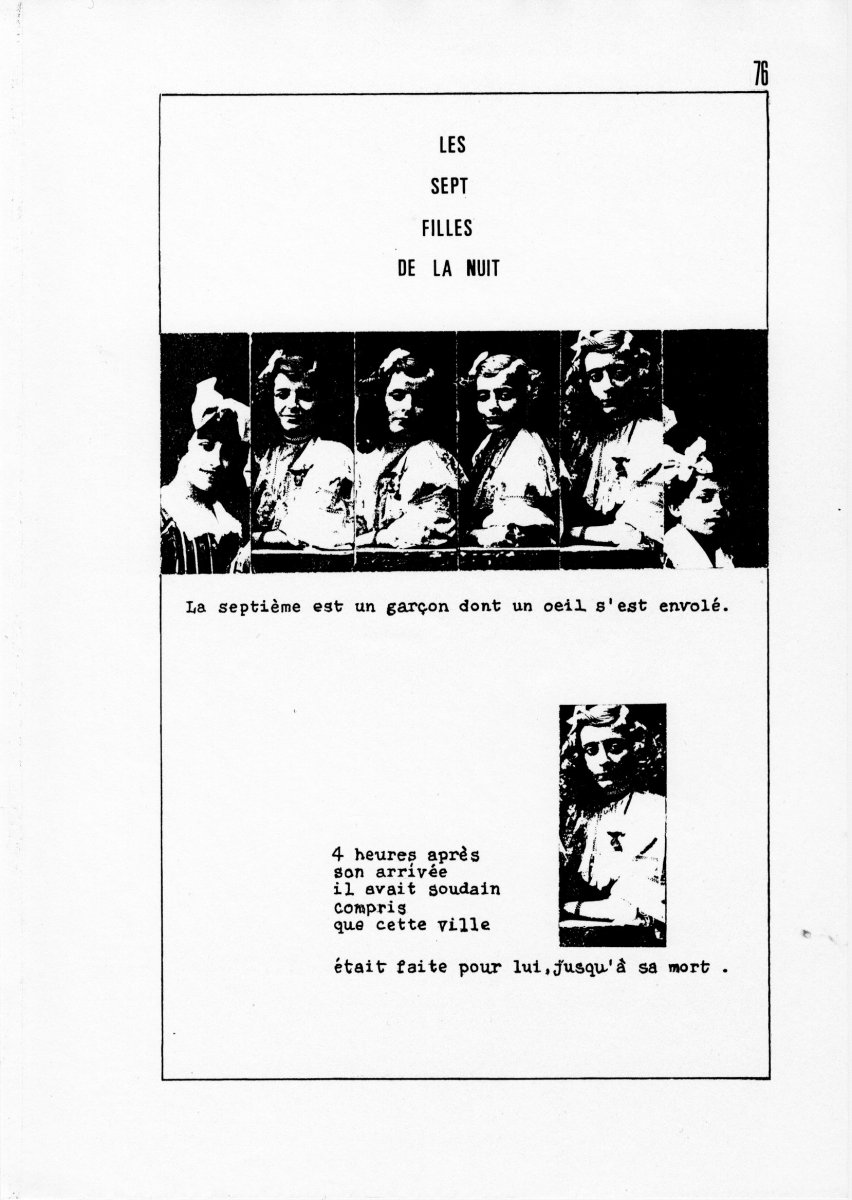 page 0076 P. Boulouis TELEGRAMMES ( 1 )