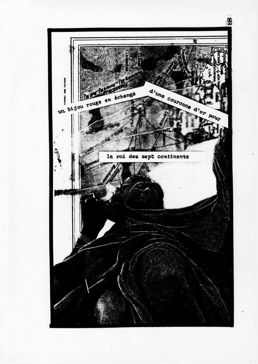 page 0099 P. Boulouis TELEGRAMMES ( 2 )