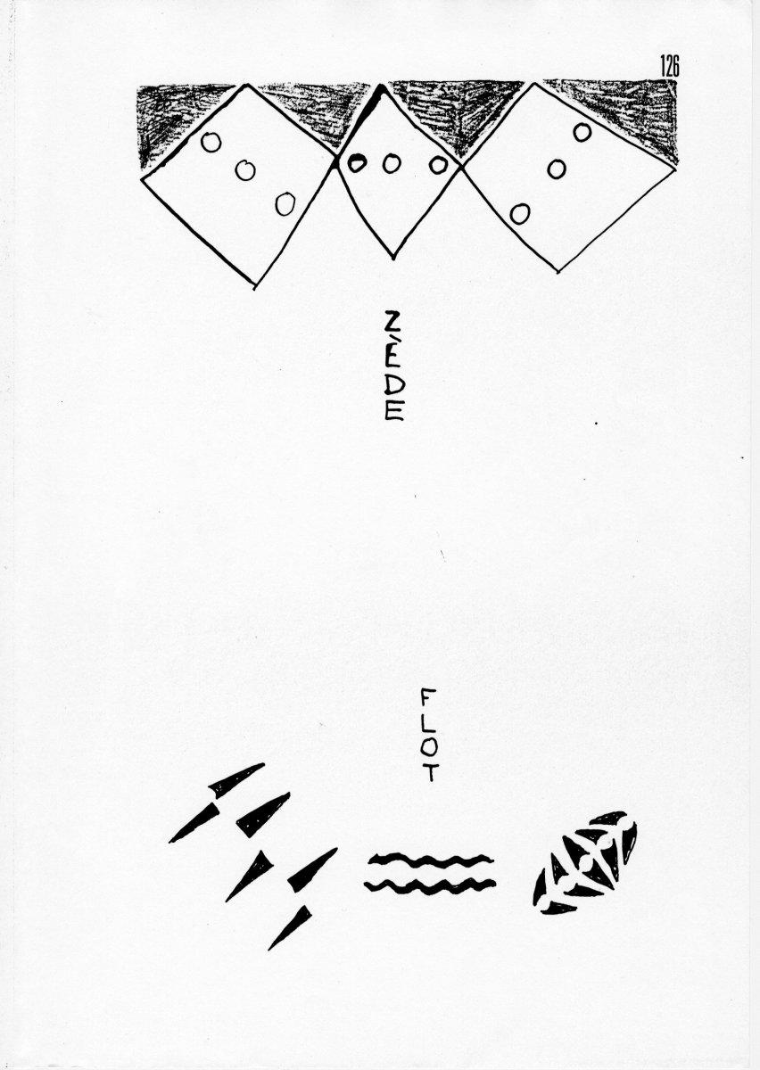page 0126 A. Martin Sur son exposition à la Galerie DS 21