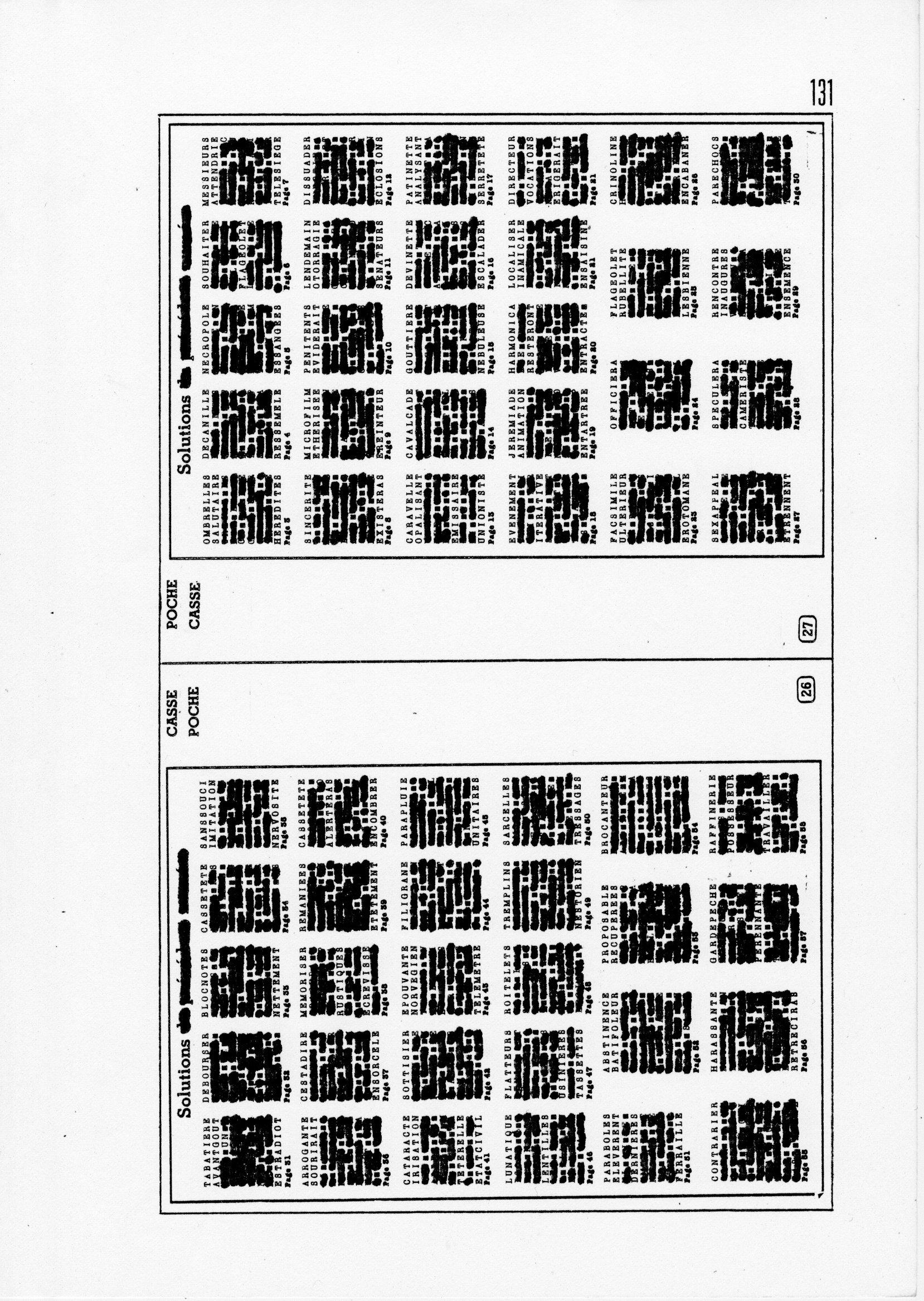 page 0131 L. Fournier CASSE POCHE-POCHE CASSE