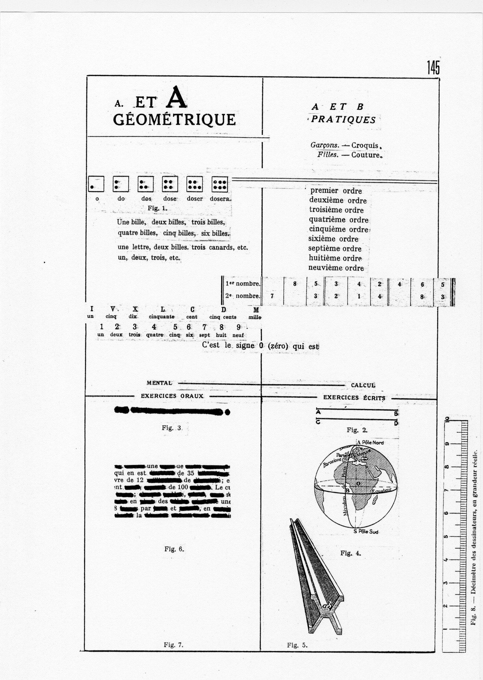 page 0145 L. Fournier H. Lawrence A. et A GEOMETRIQUR A et A