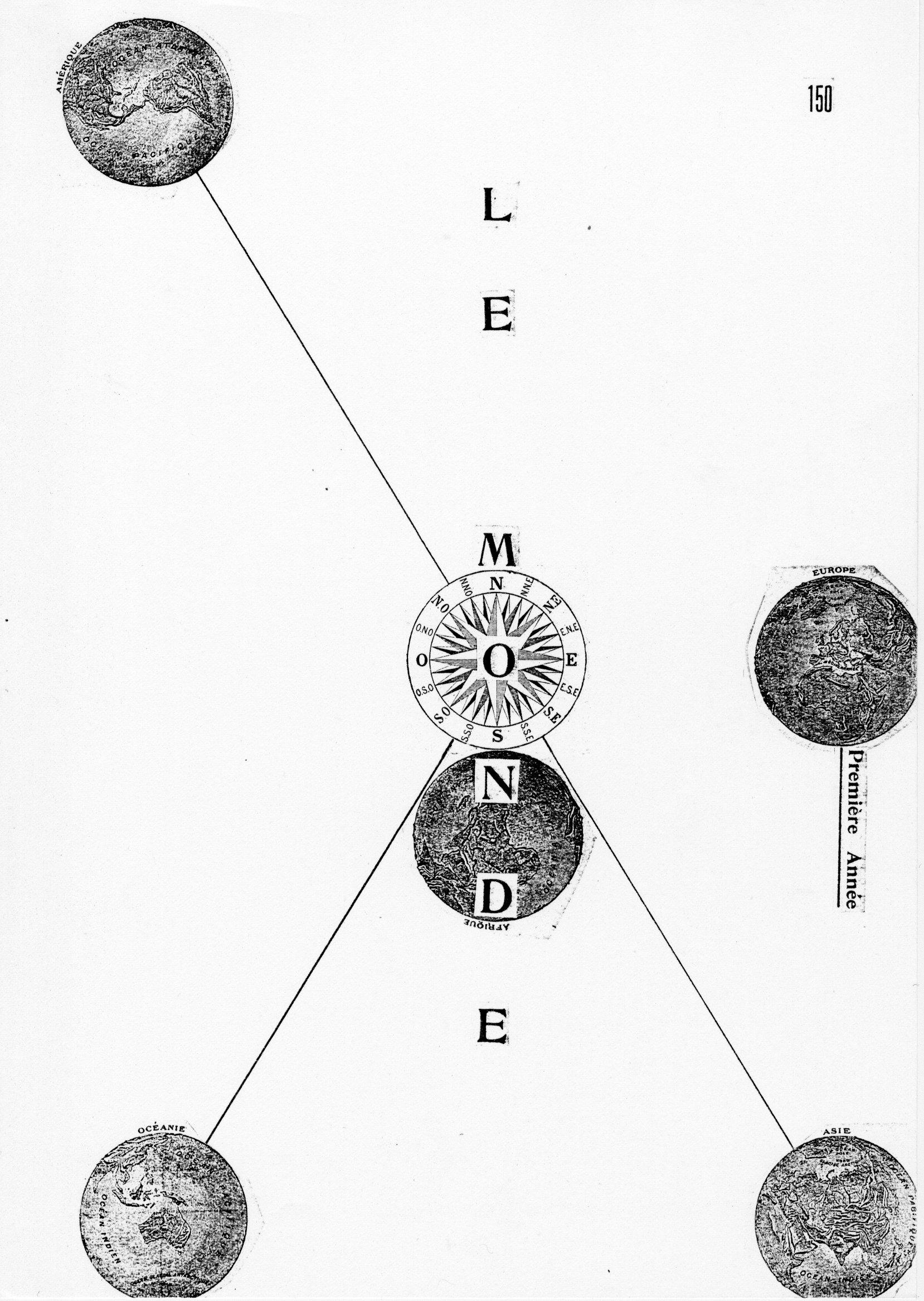page 0150 ELEMENTS DE GEOGRAPHIE D. Som Wong LE MONDE