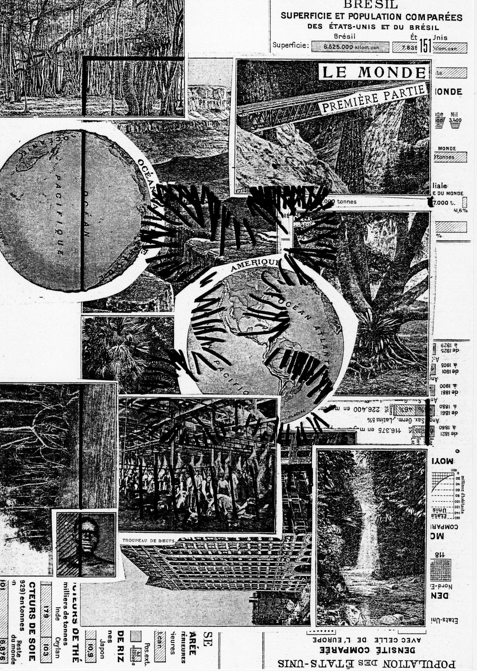 page 0151 ELEMENTS DE GEOGRAPHIE D. Som Wong LE MONDE