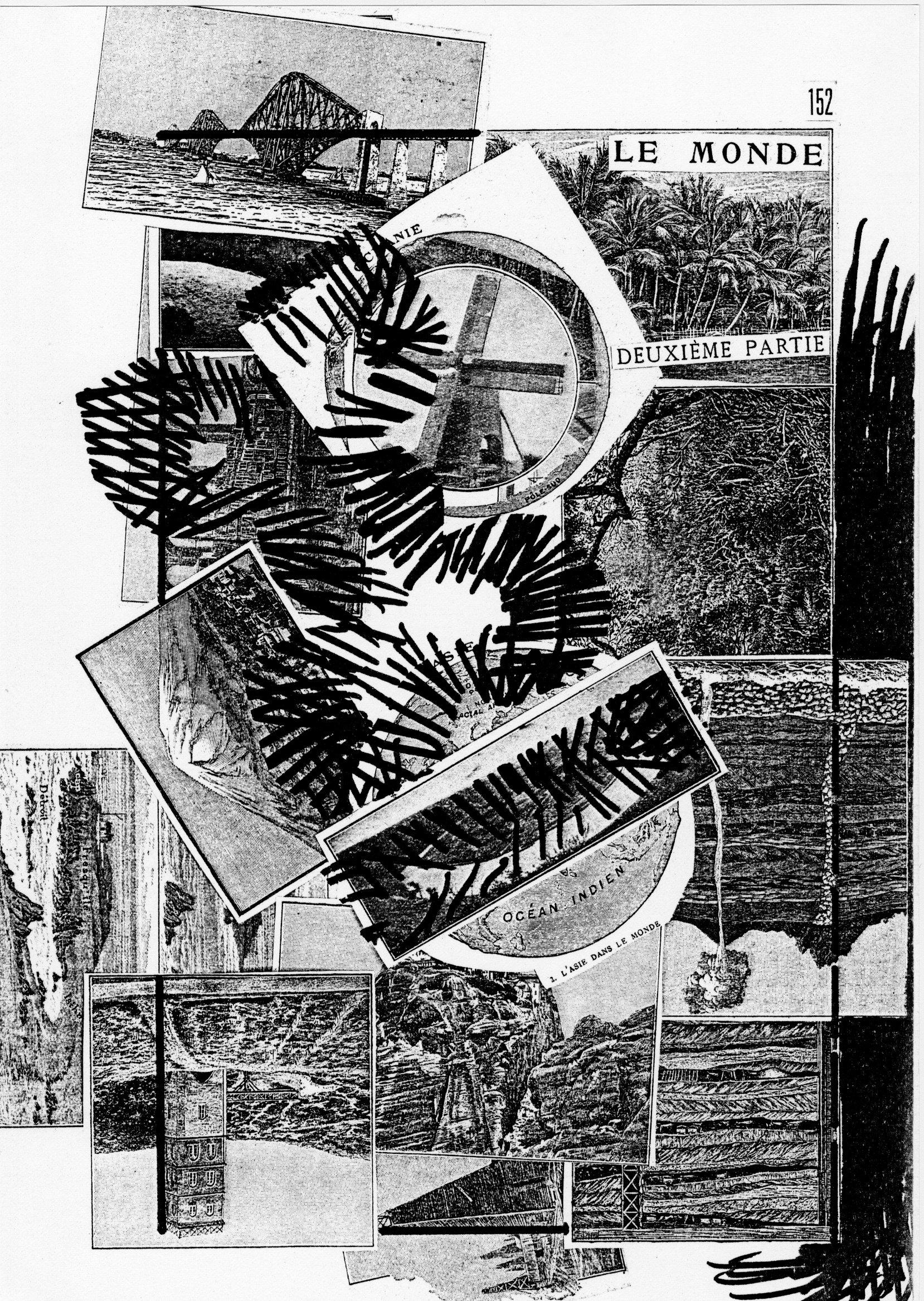 page 0152 ELEMENTS DE GEOGRAPHIE D. Som Wong LE MONDE