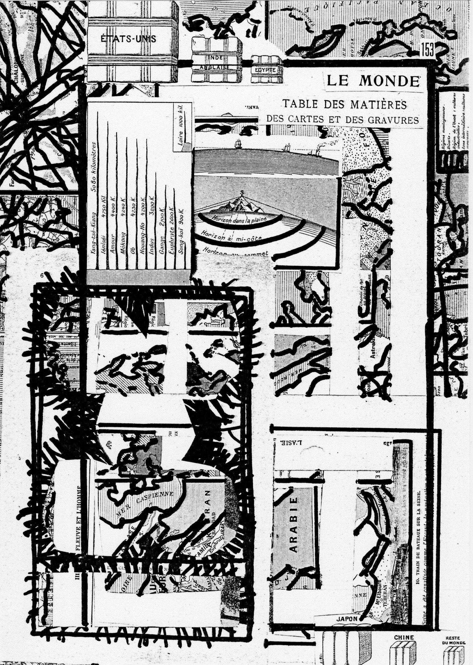 page 0153 ELEMENTS DE GEOGRAPHIE D. Som Wong LE MONDE