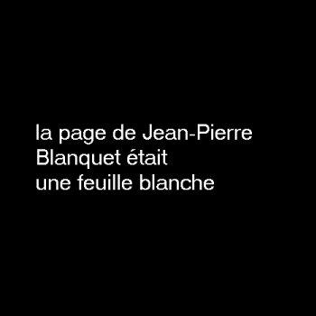 page 1233 J.-P. Blanquet l'infini de 1233