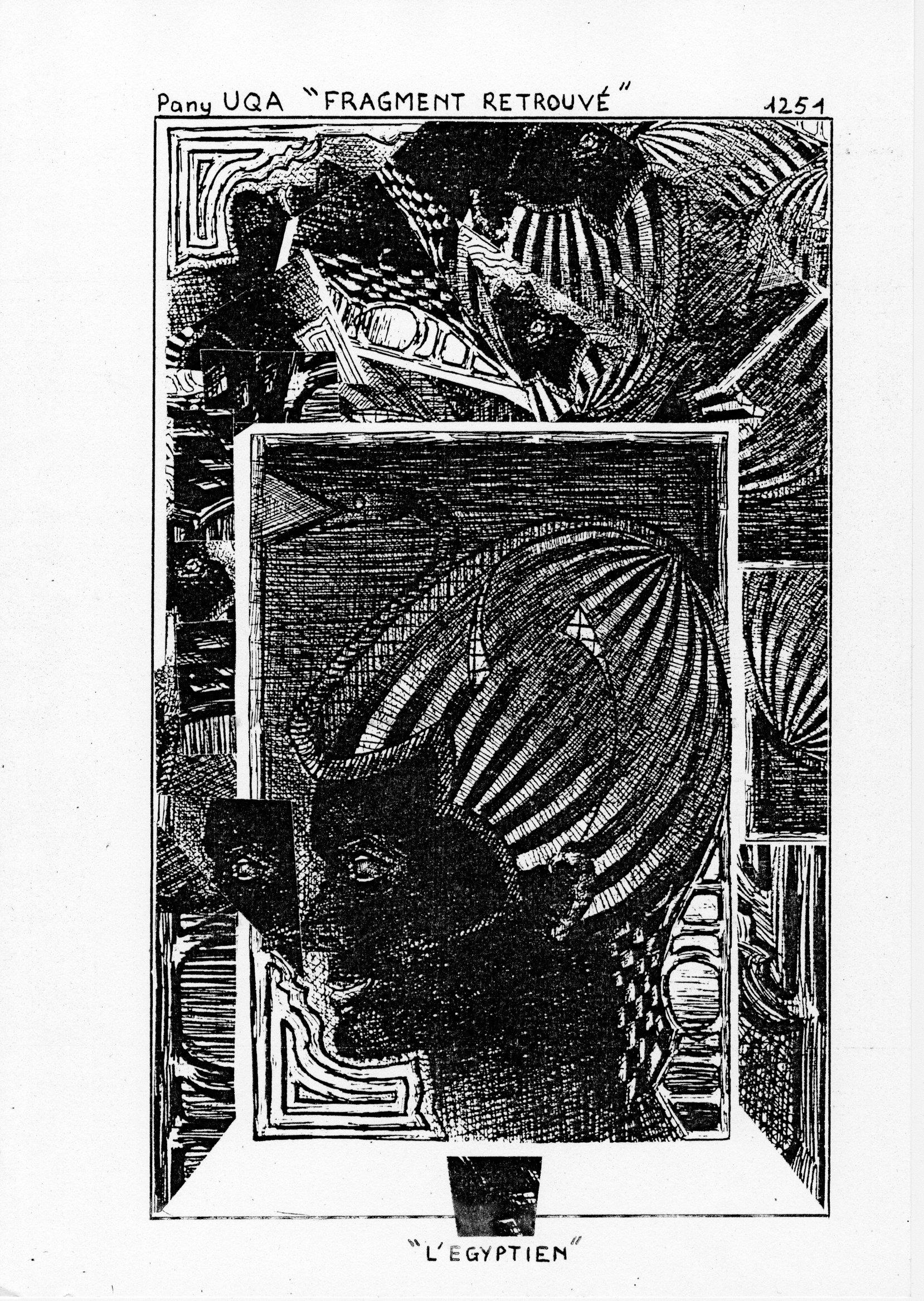page 1251 P. Uqa FRAGMENT RETROUVE -LA MARSIENNE