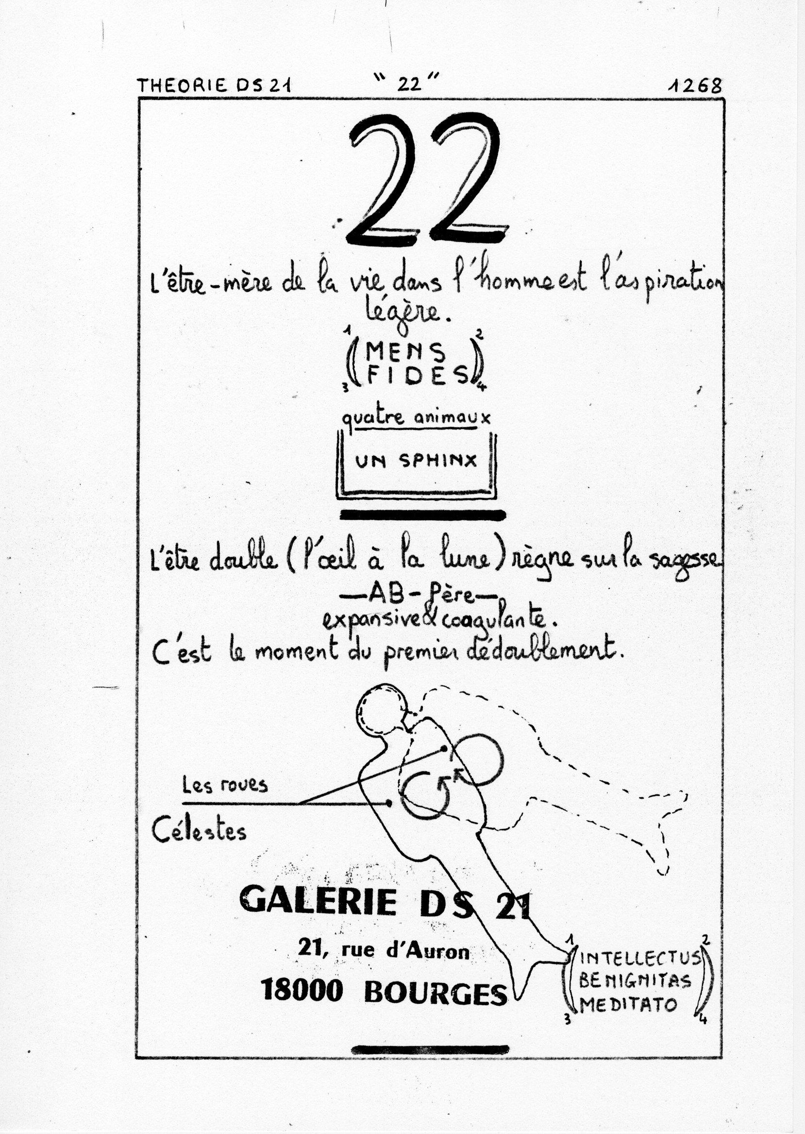 page 1268 Théorie D.S. 21 22