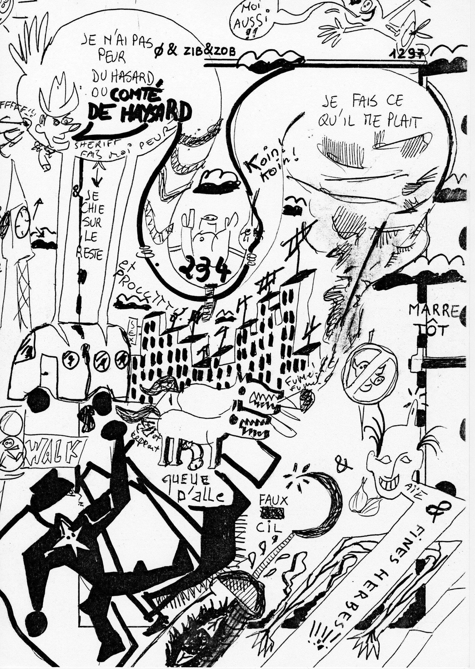 page 1297 Ensemble Vide et Zib et Zob OÏ OF OLASE