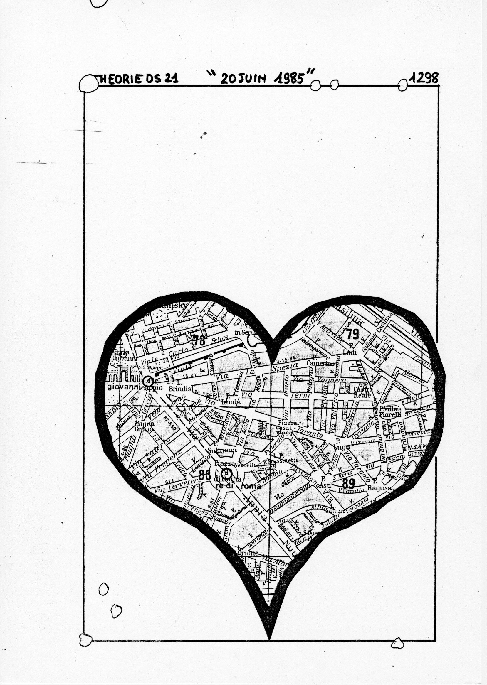page 1298 Théorie D.S. 21 20 JUIN 1985