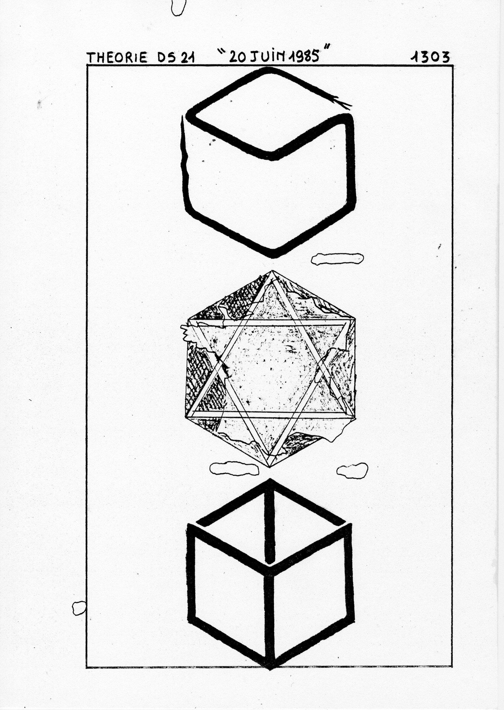 page 1303 Théorie D.S. 21 20 JUIN 1985