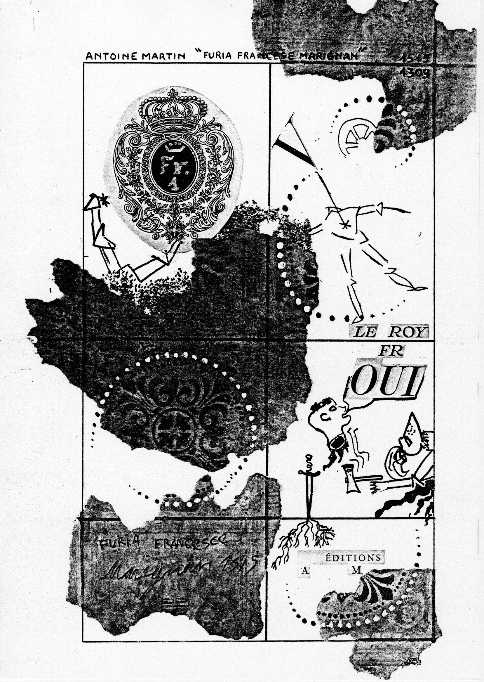 page 1309 A. Martin FURIA FRANCESE MARIGNAN