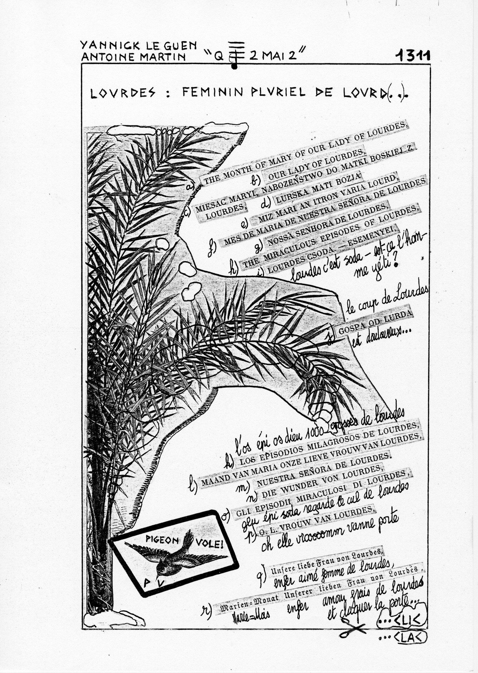 page 1311 Y. Le Guen A.Martin Q RE 2 MAI 2