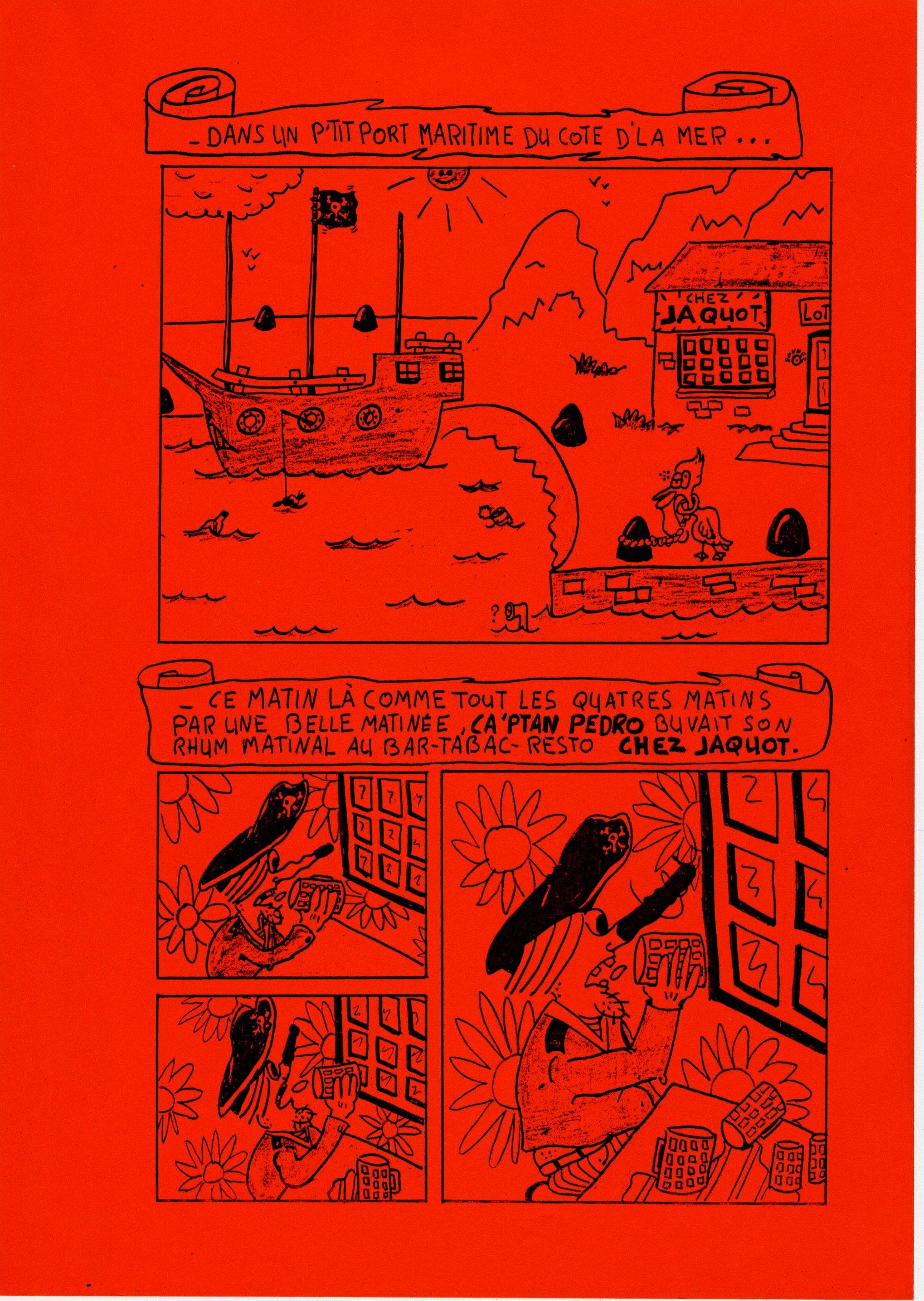 page 1329 Zib et Zob LA VIE EPOUSTOUFLANTE DES CORSAIRES