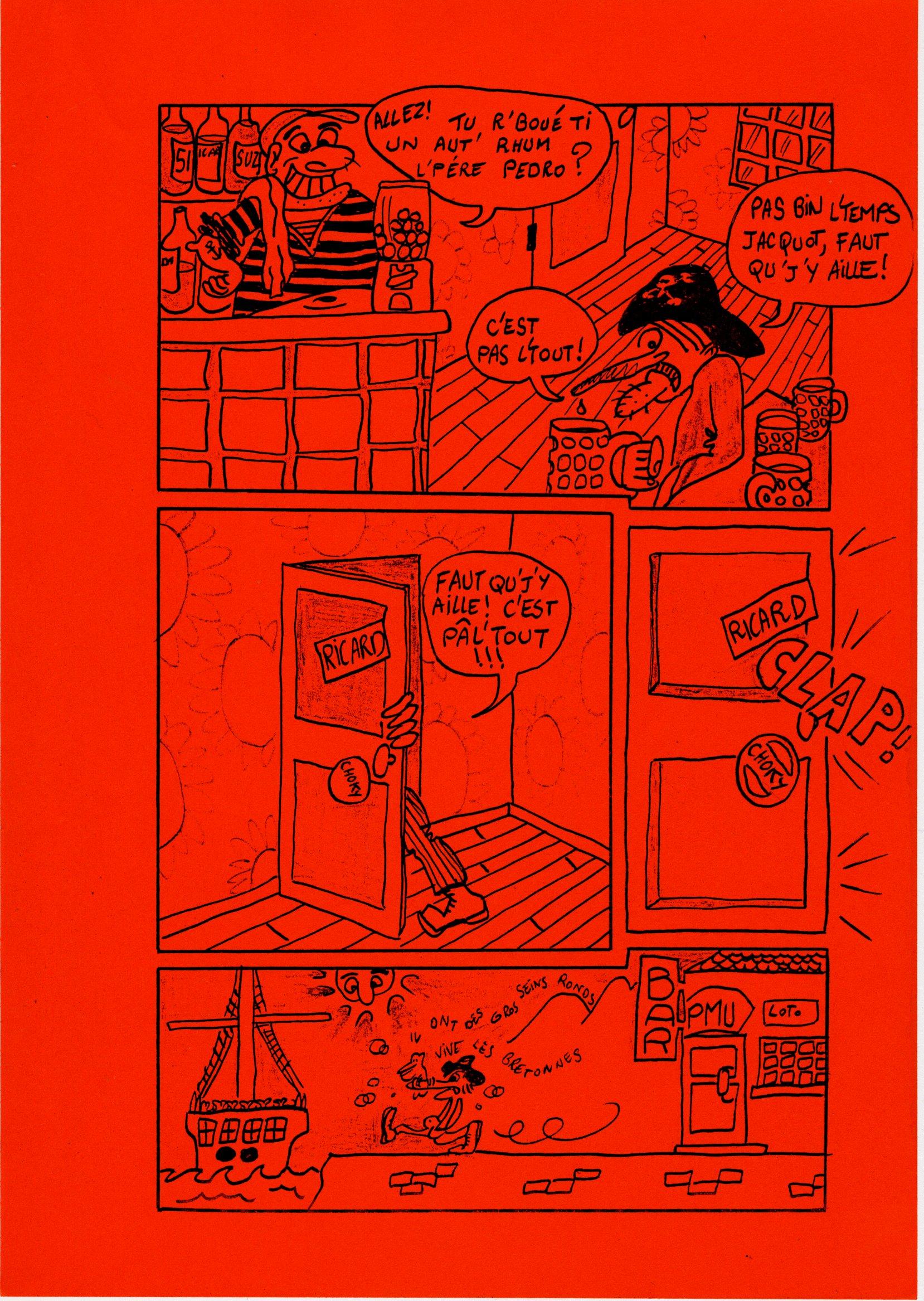 page 1330 Zib et Zob LA VIE EPOUSTOUFLANTE DES CORSAIRES