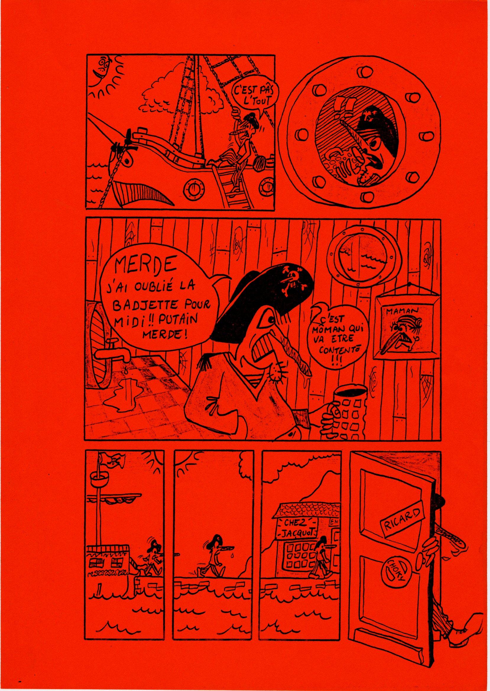 page 1331 Zib et Zob LA VIE EPOUSTOUFLANTE DES CORSAIRES