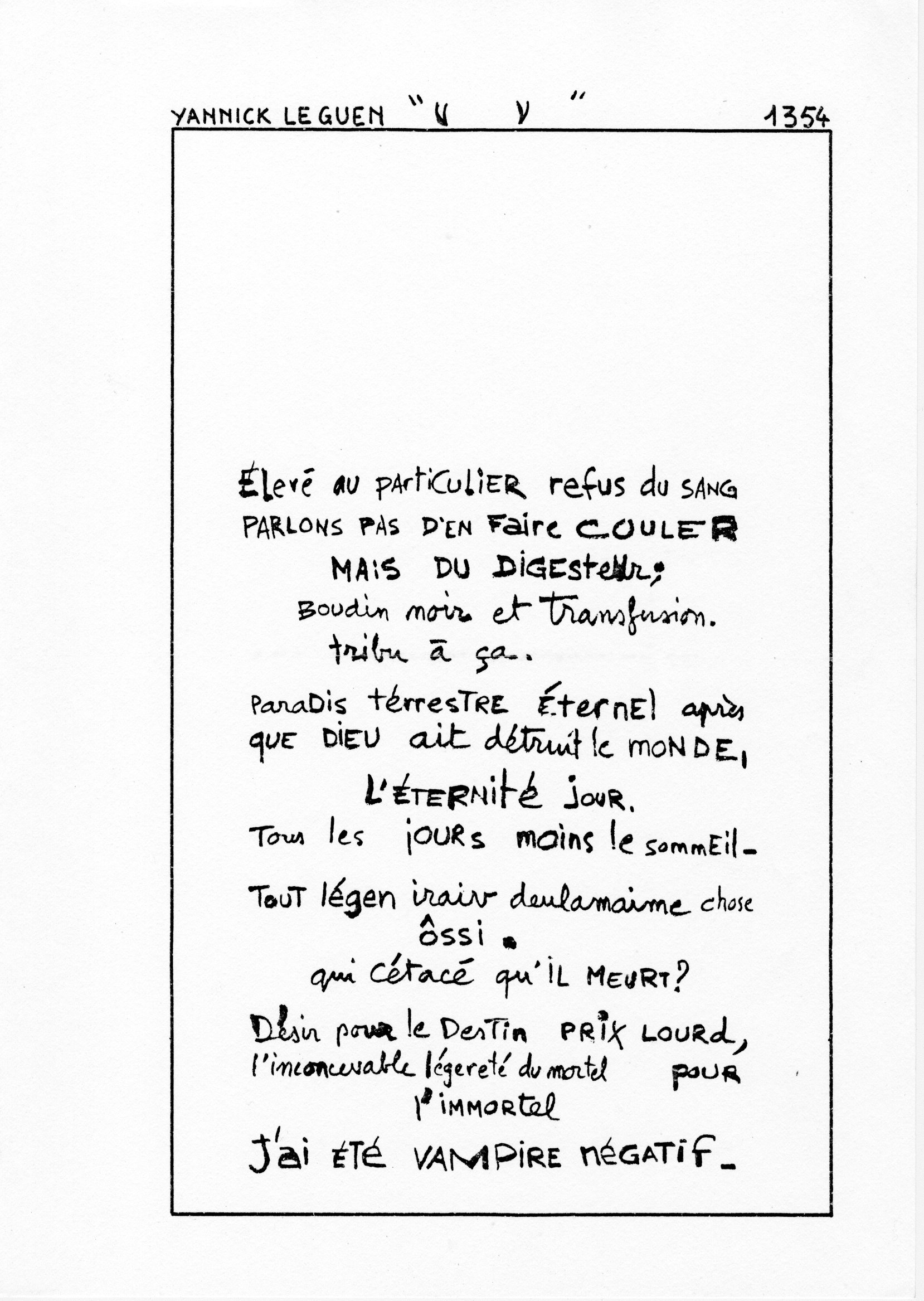 page 1354 Y. Leguen SANS TITRE