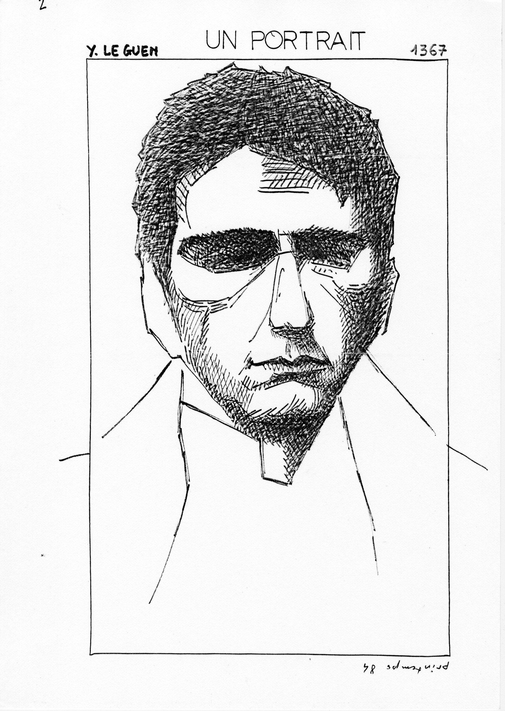 page 1367 Y. Leguen UN PORTRAIT