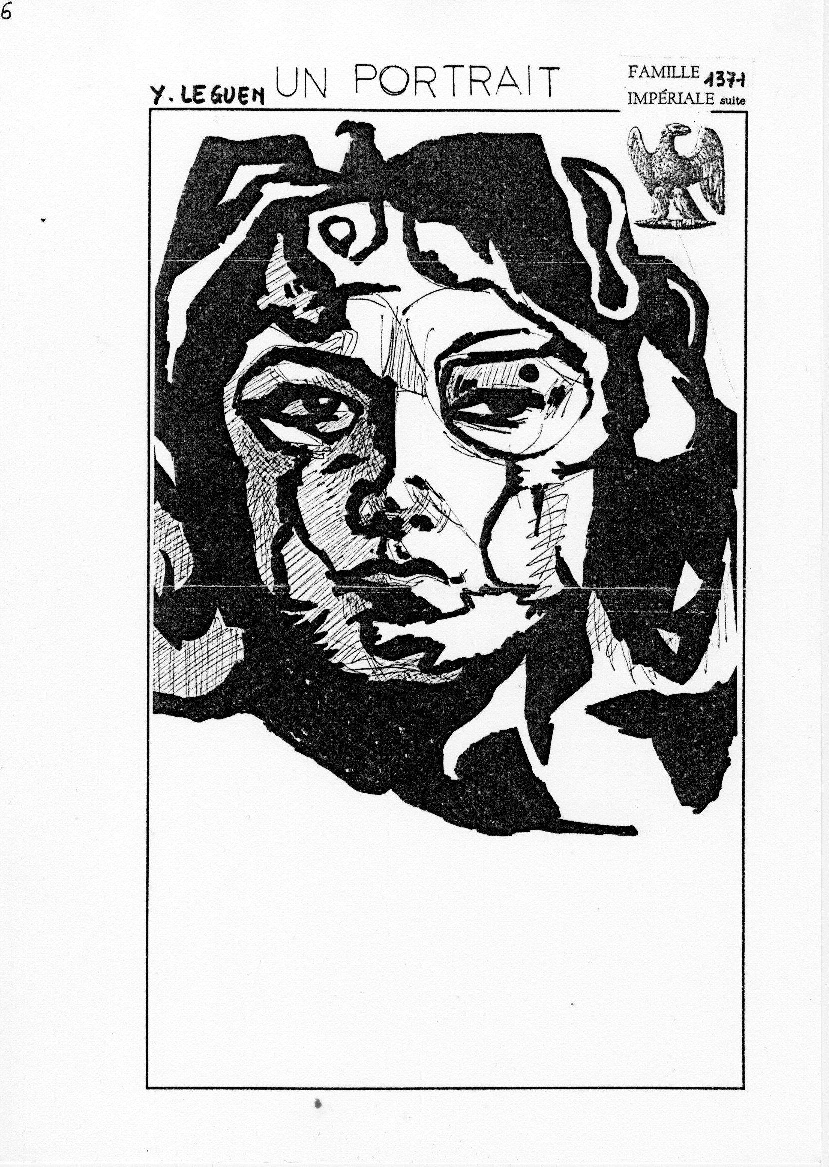 page 1371 Y. Leguen UN PORTRAIT