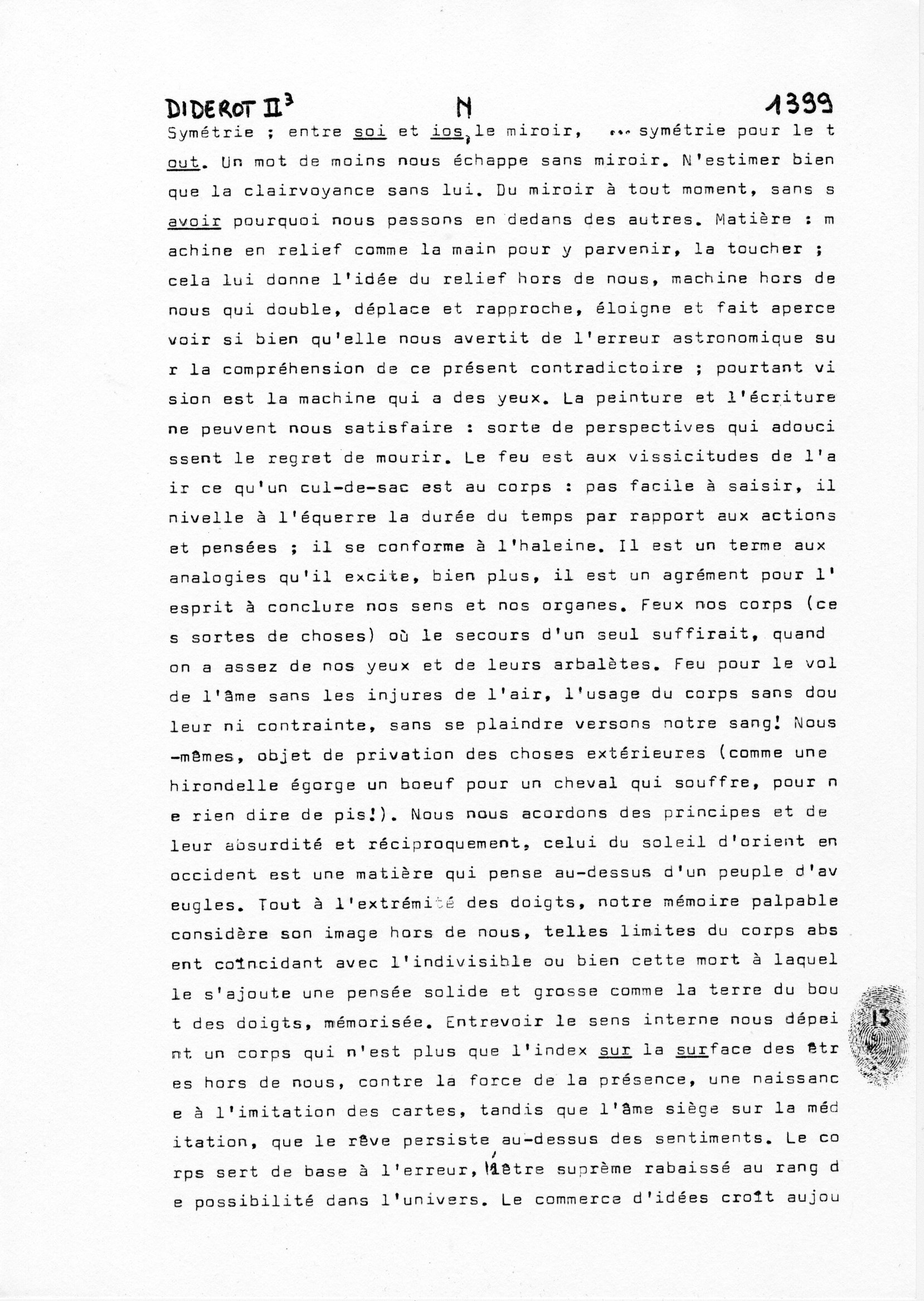 page 1399 Diderot II p3 N