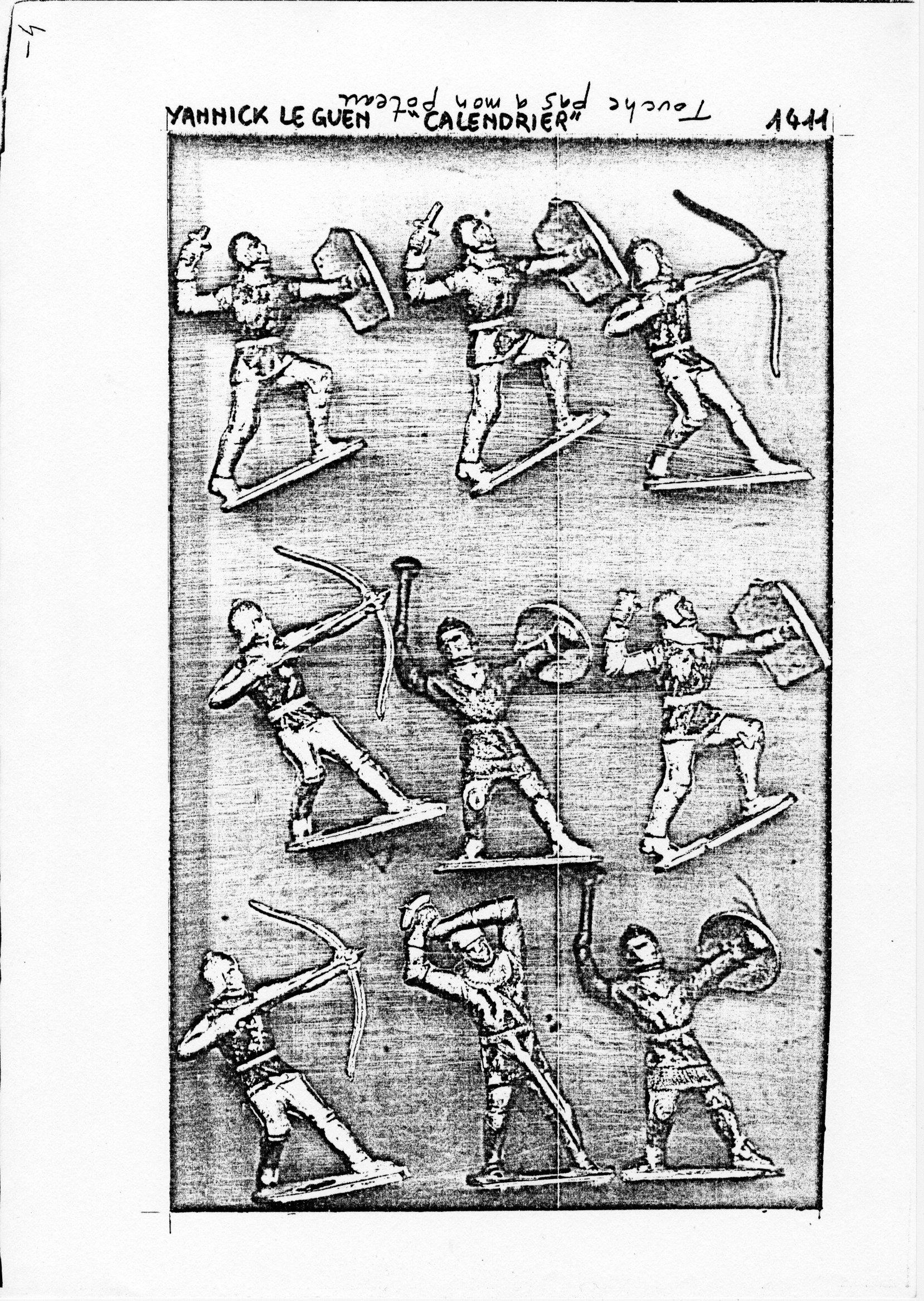 page 1411 Y. Leguen CALENDRIER