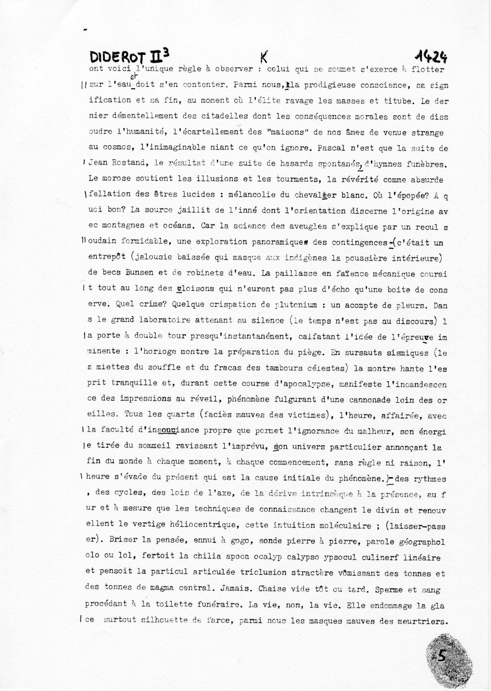 page 1424 Diderot II p3 K