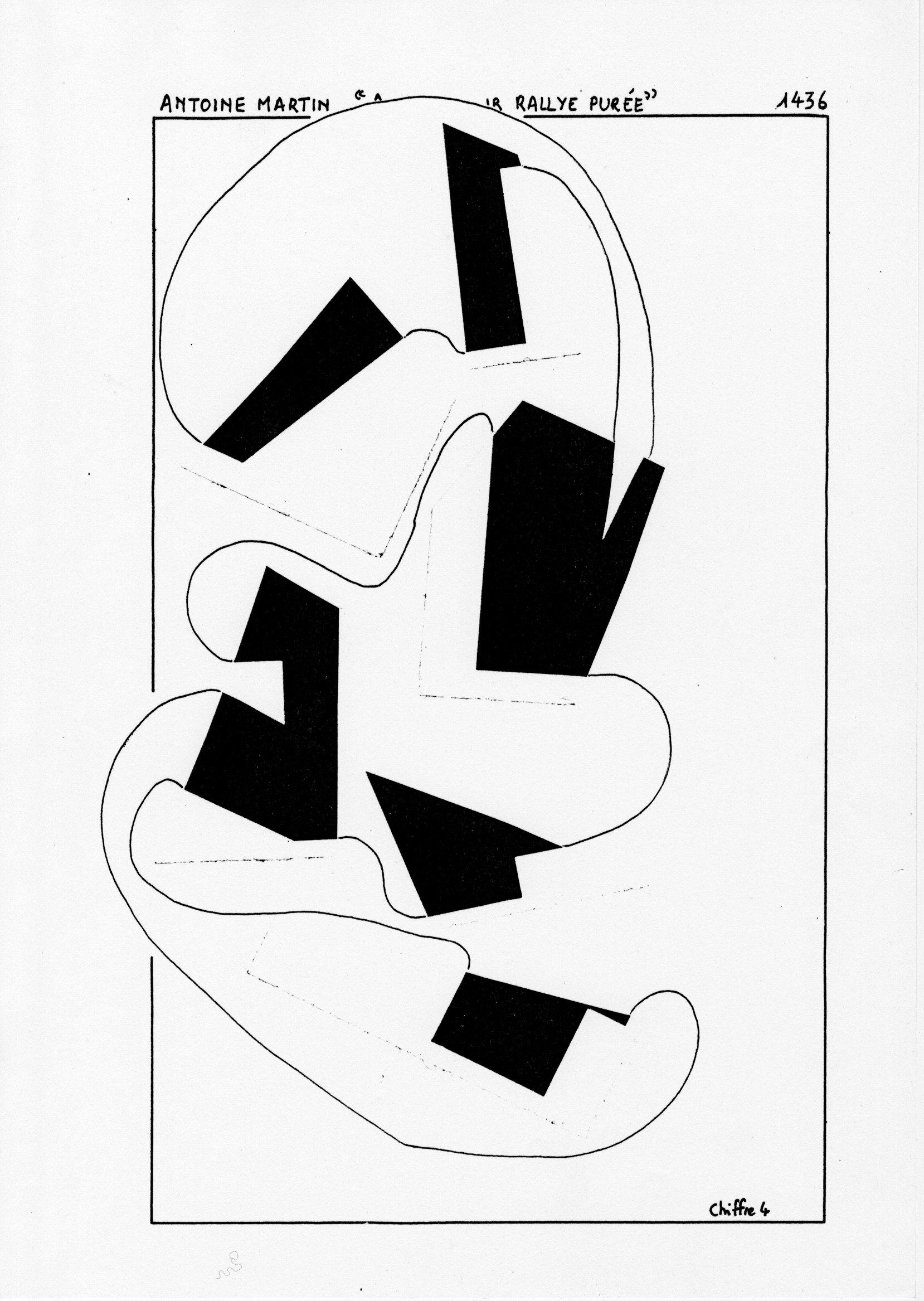 page 1436 A. Martin ADIEU DU SOIR RALLYE PUREE