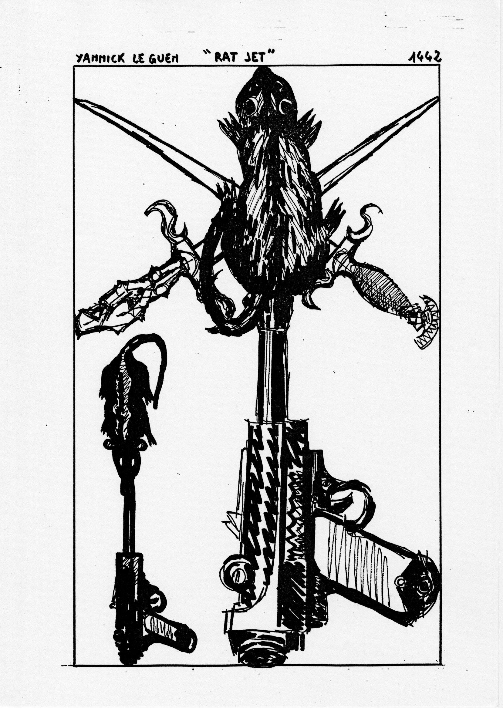 page 1442 Y. Leguen RAT JET