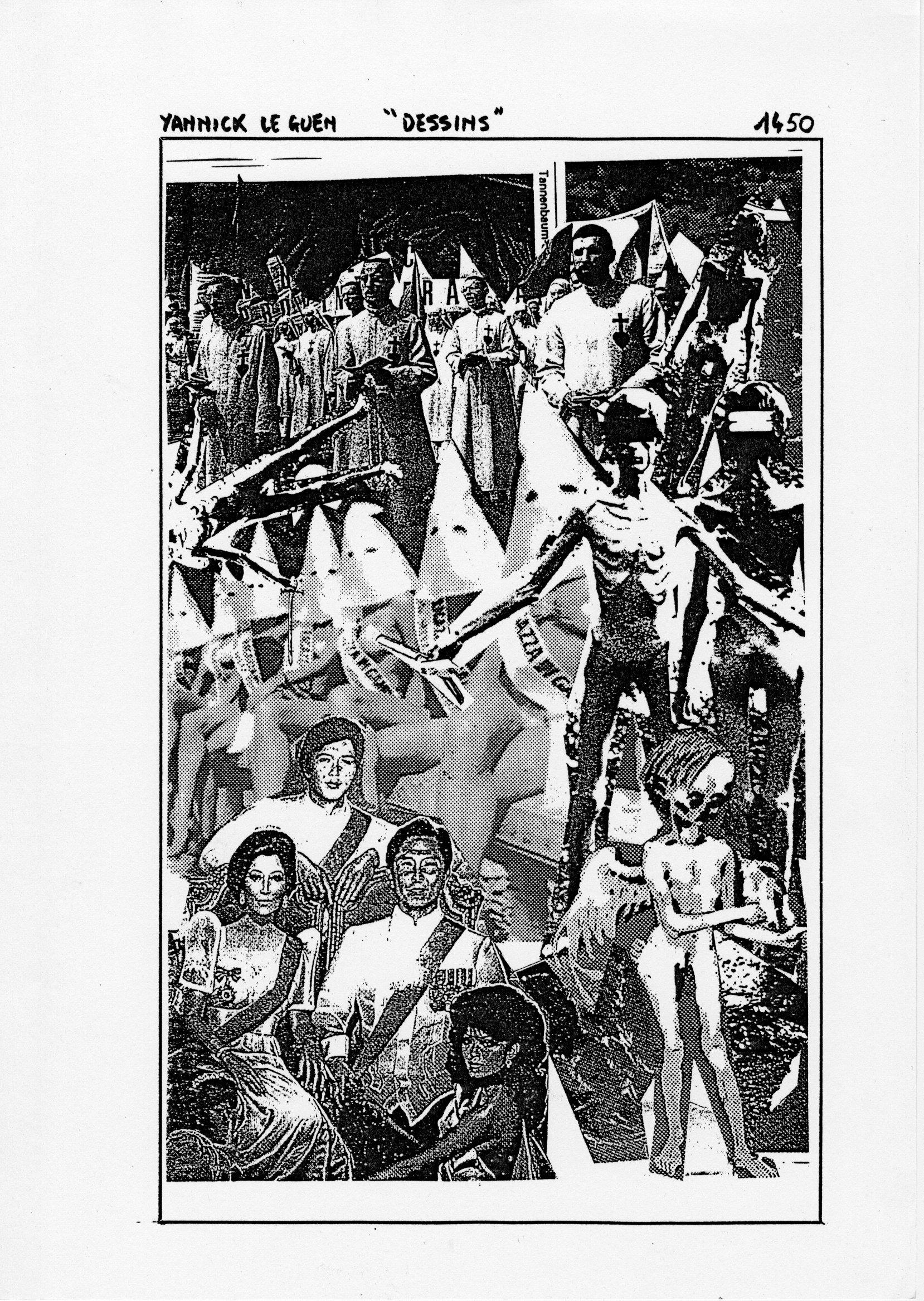 page 1450 Y. Leguen DESSINS