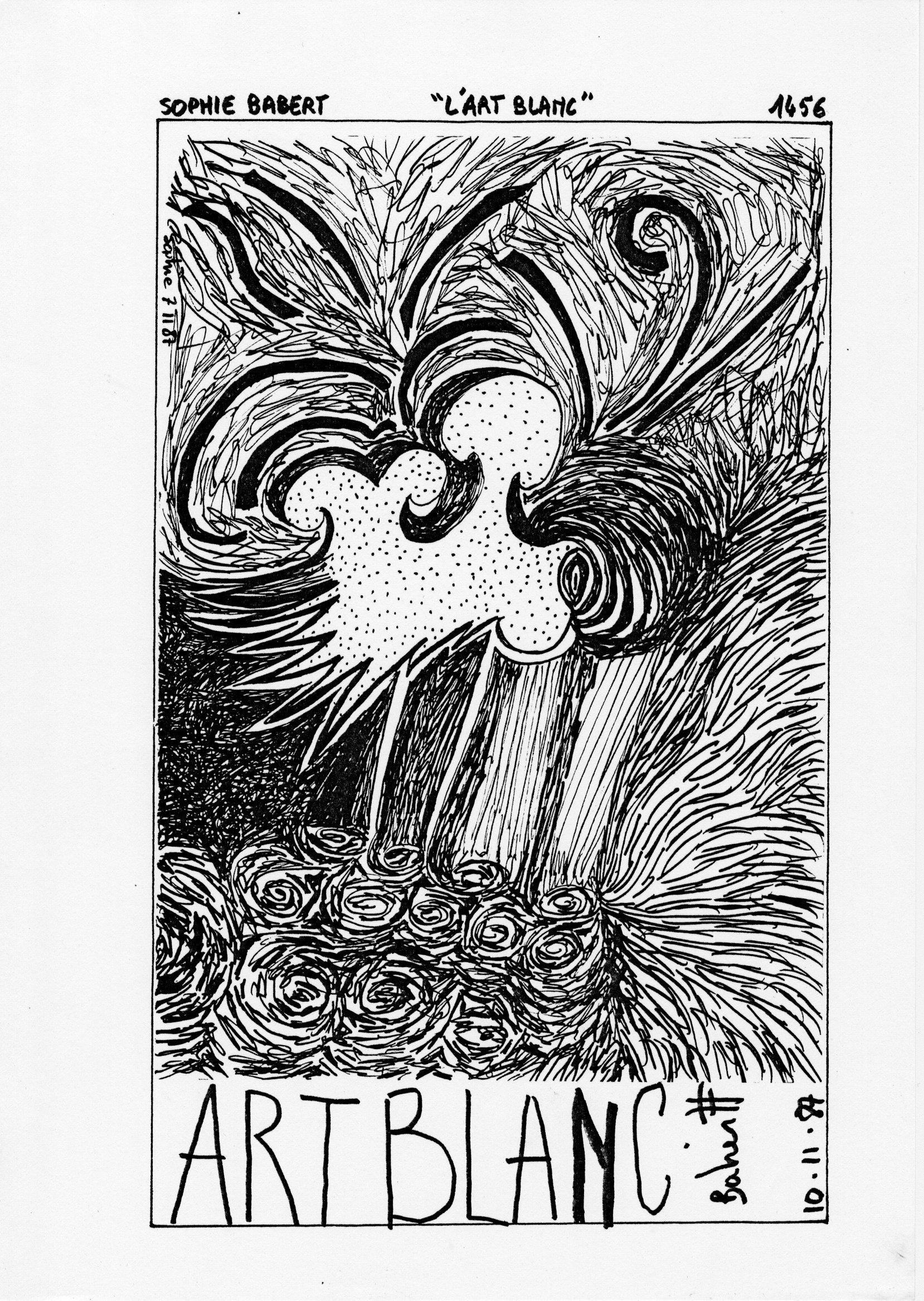 page 1456 S. Babert L'ART BLANC
