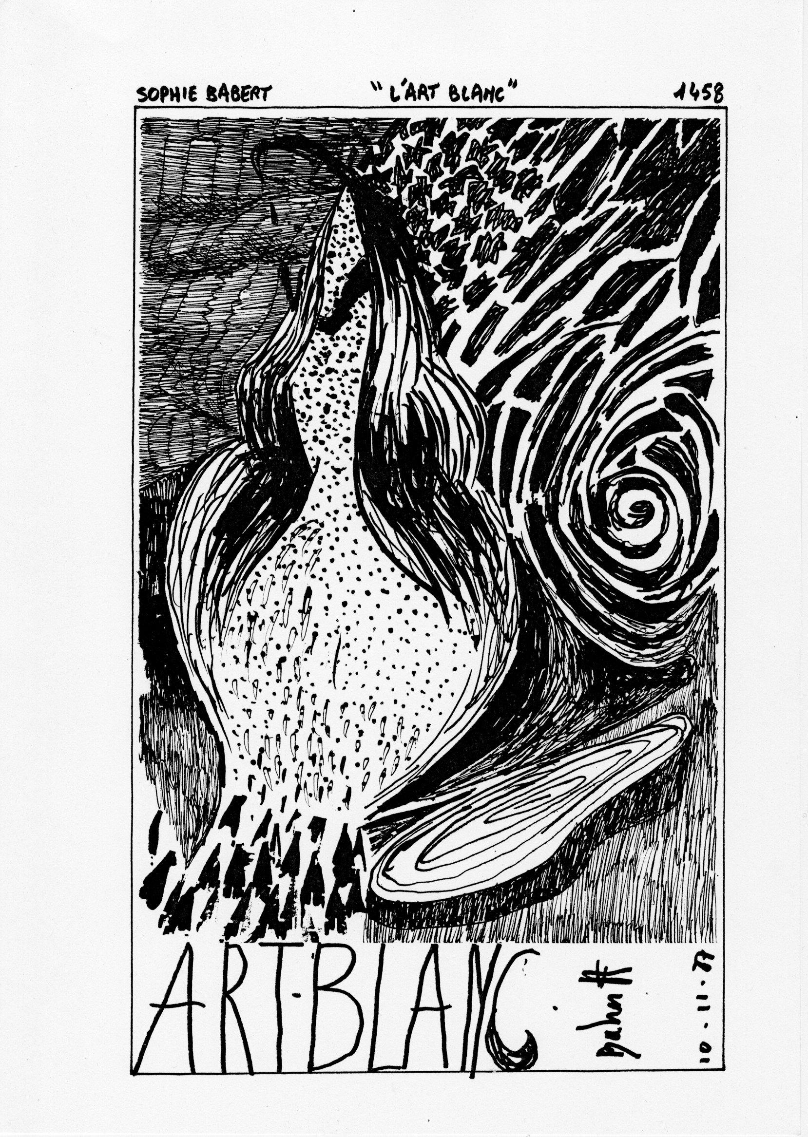 page 1458 S. Babert L'ART BLANC