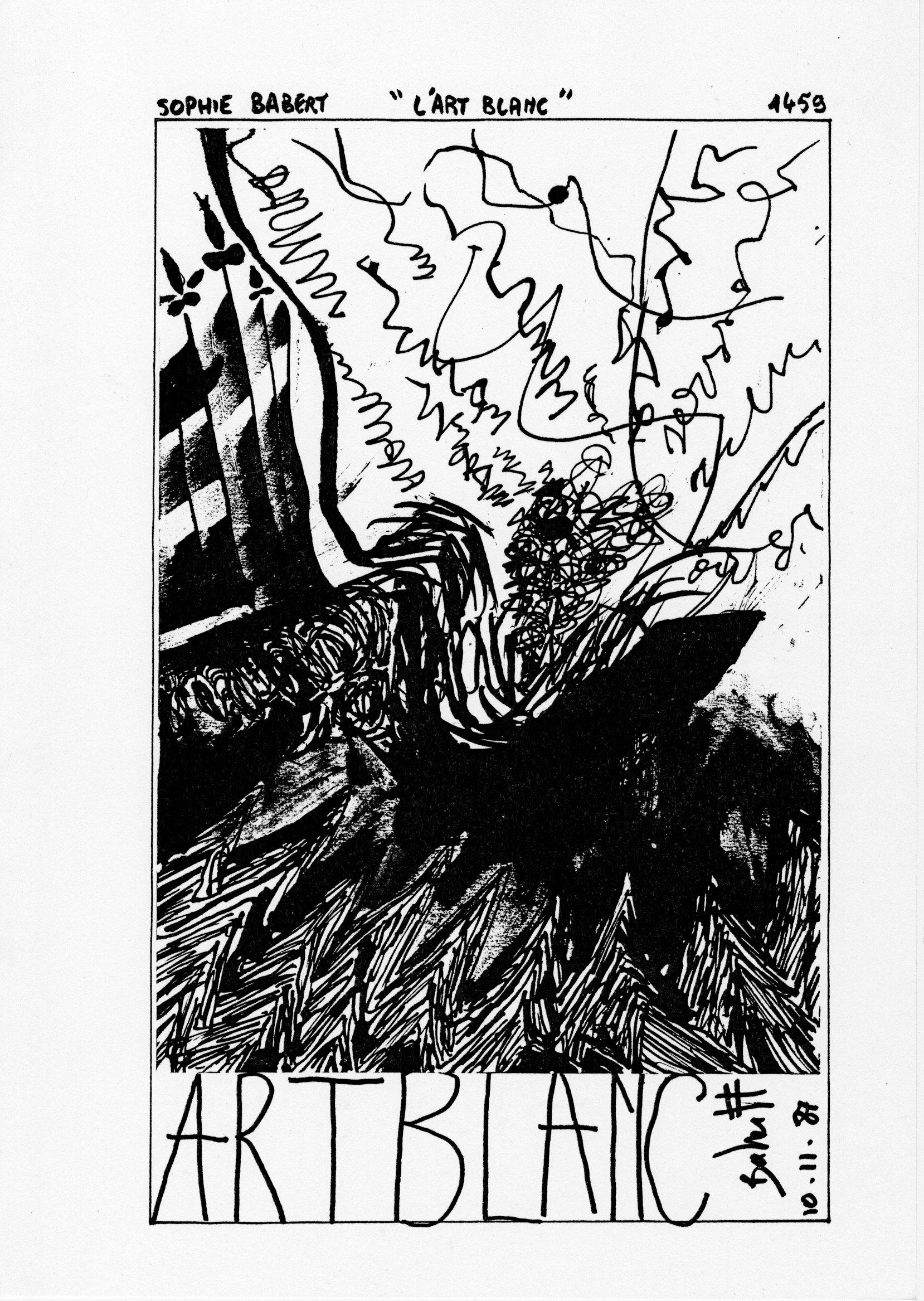 page 1459 S. Babert L'ART BLANC