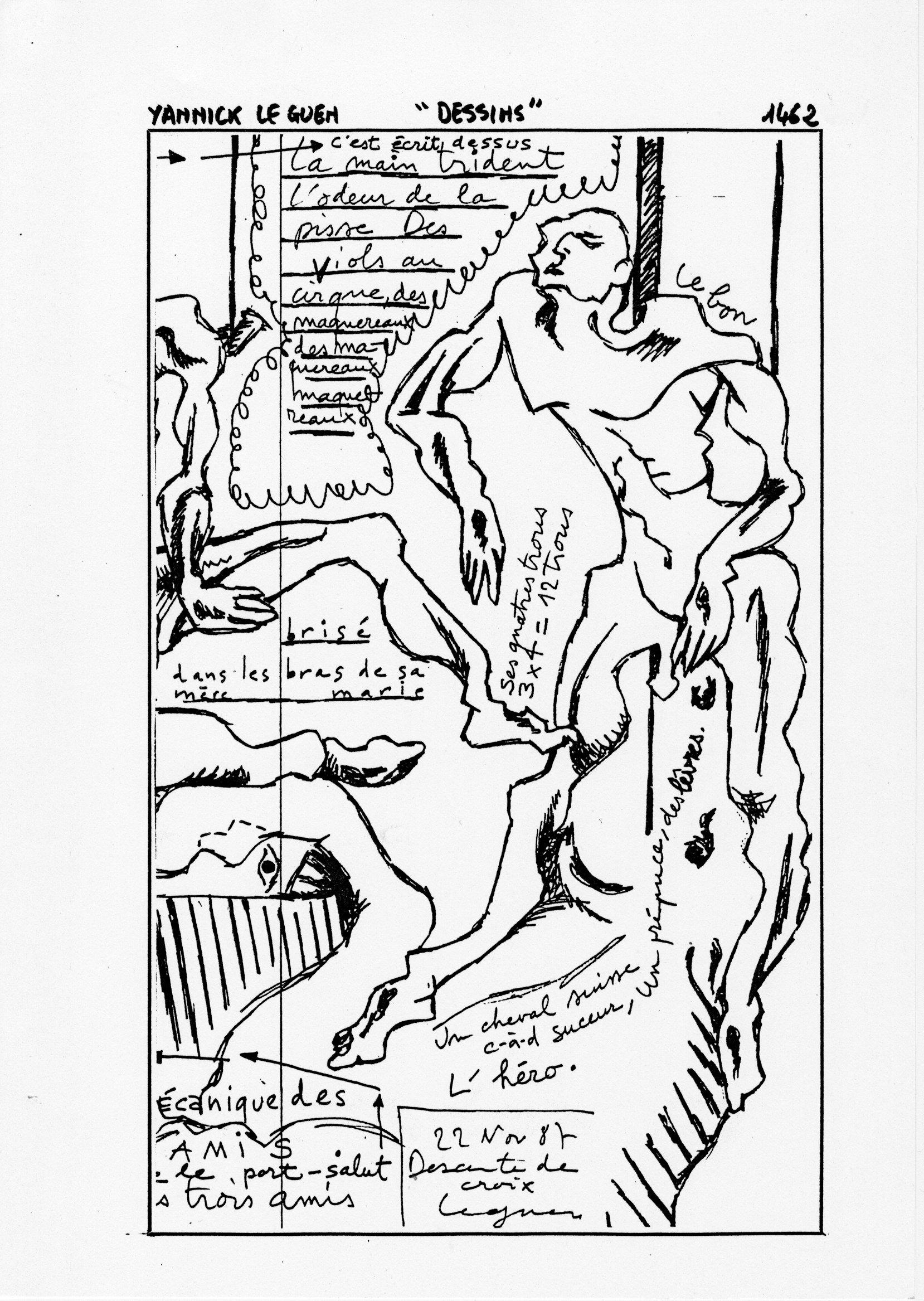 page 1462 Y. Leguen DESSINS