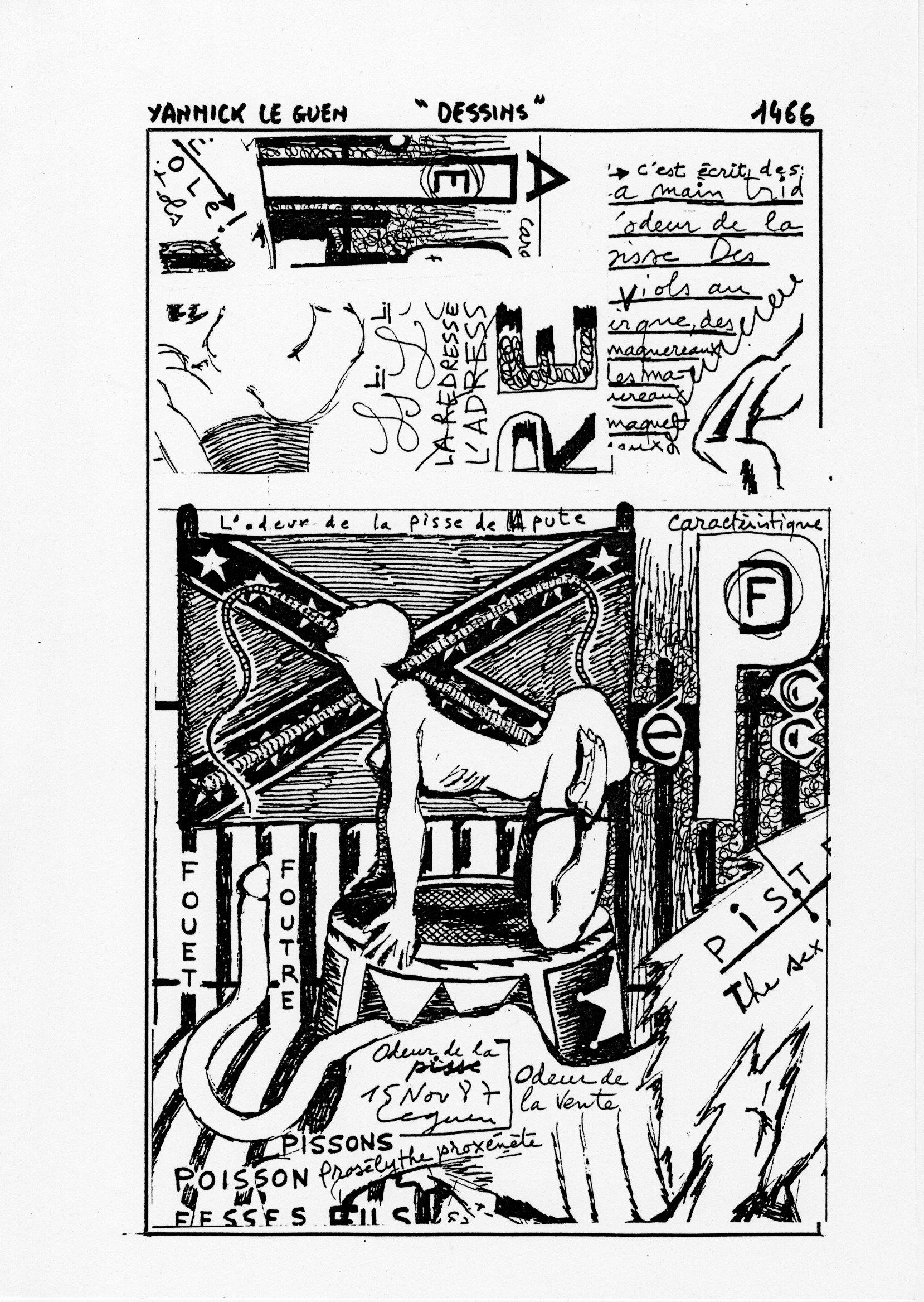 page 1466 Y. Leguen DESSINS