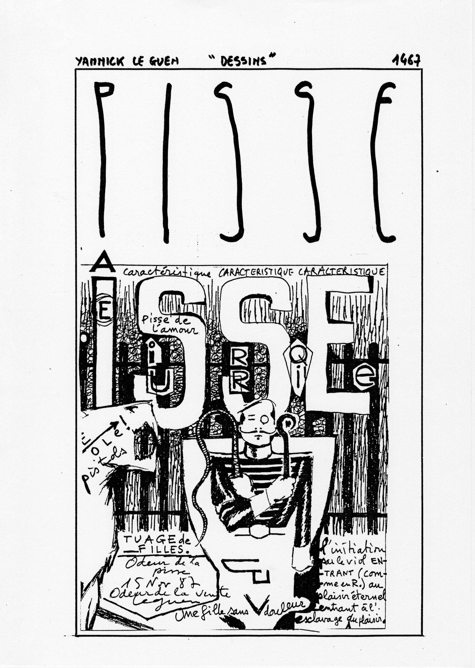 page 1467 Y. Leguen DESSINS