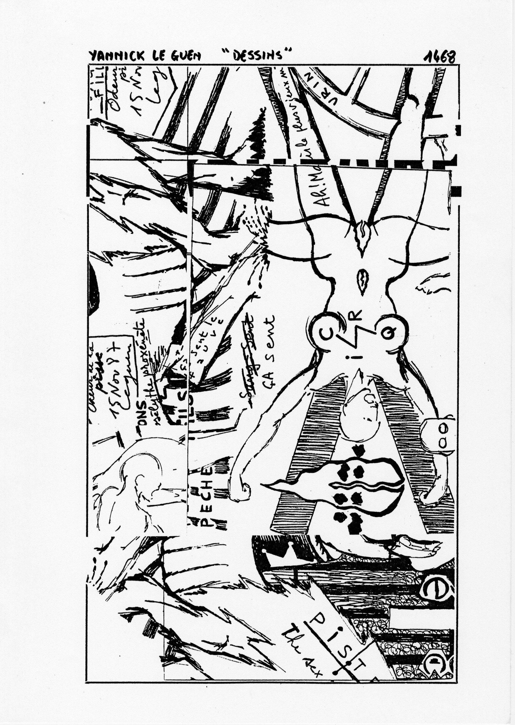 page 1468 Y. Leguen DESSINS