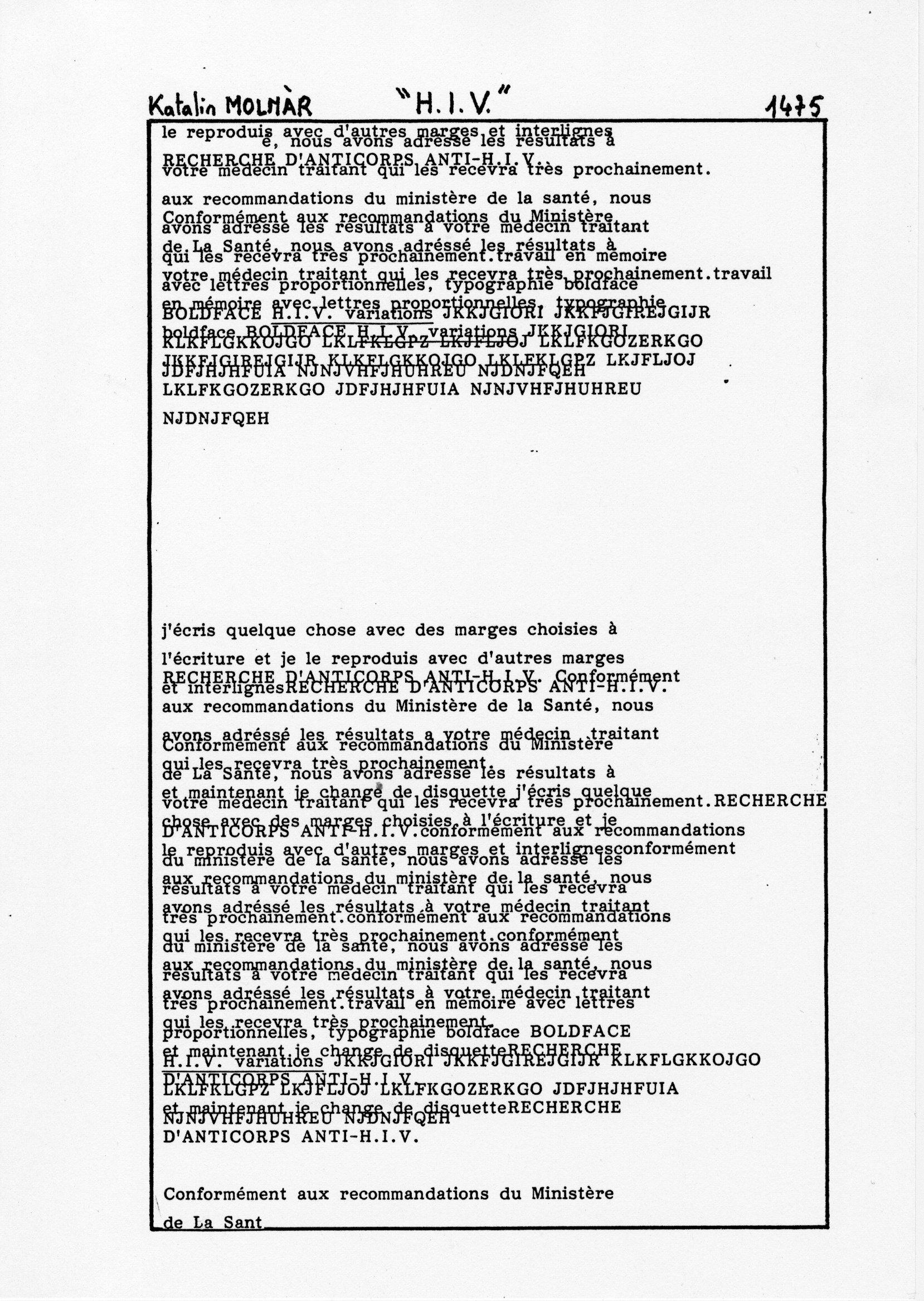 page 1475 K. Molnar H.I.V.