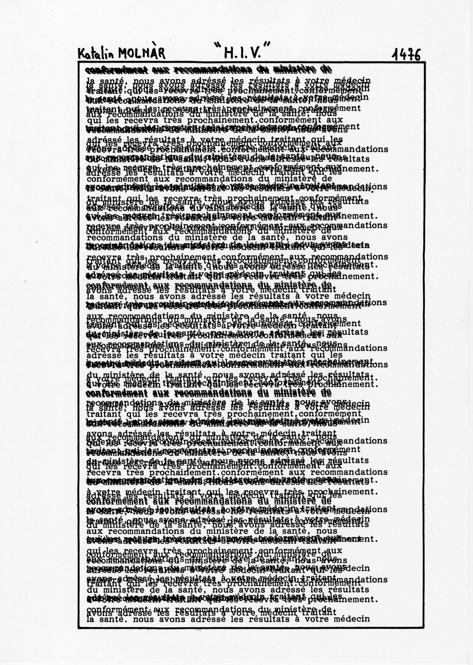 page 1476 K. Molnar H.I.V.