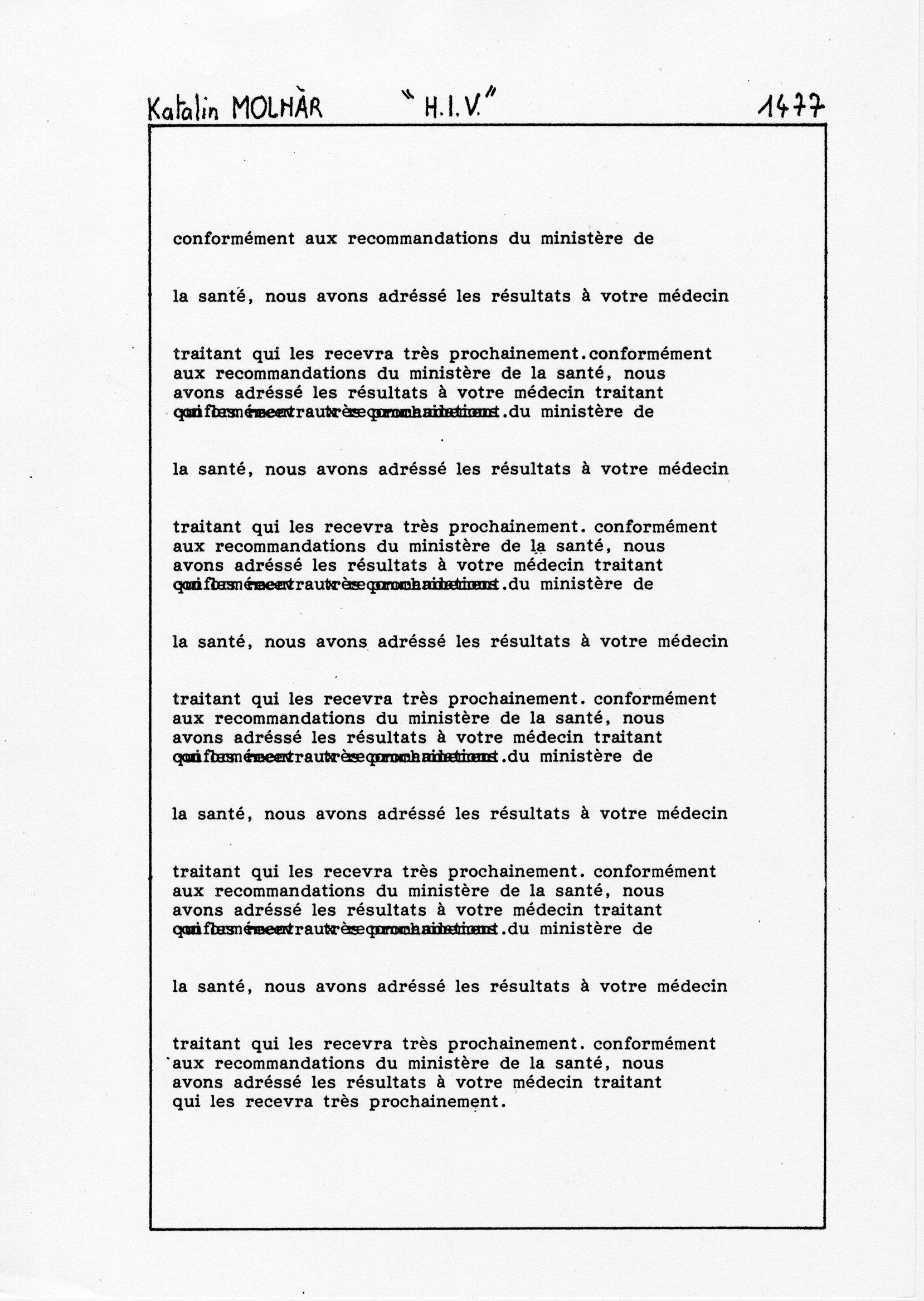 page 1477 K. Molnar H.I.V.