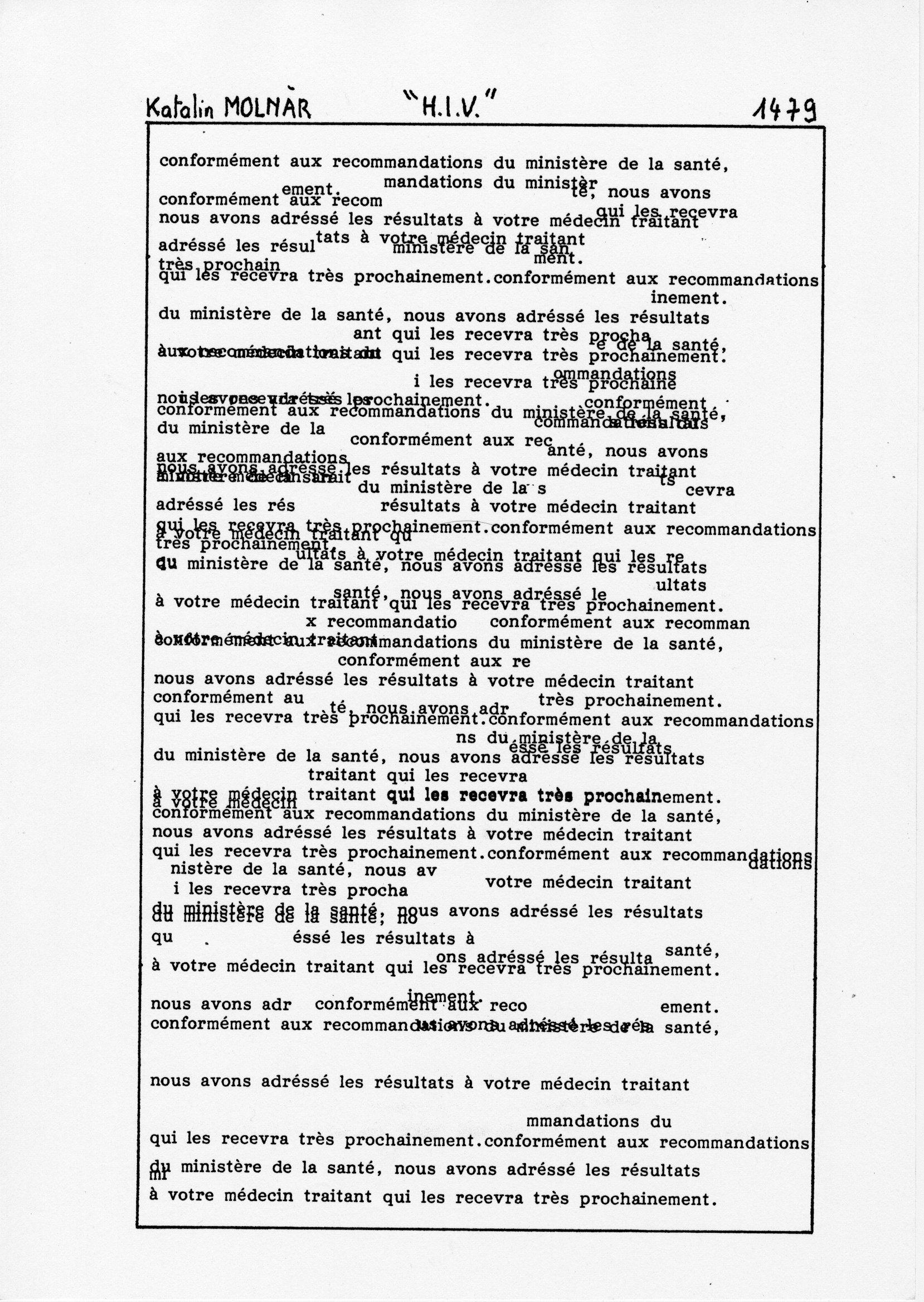 page 1479 K. Molnar H.I.V.