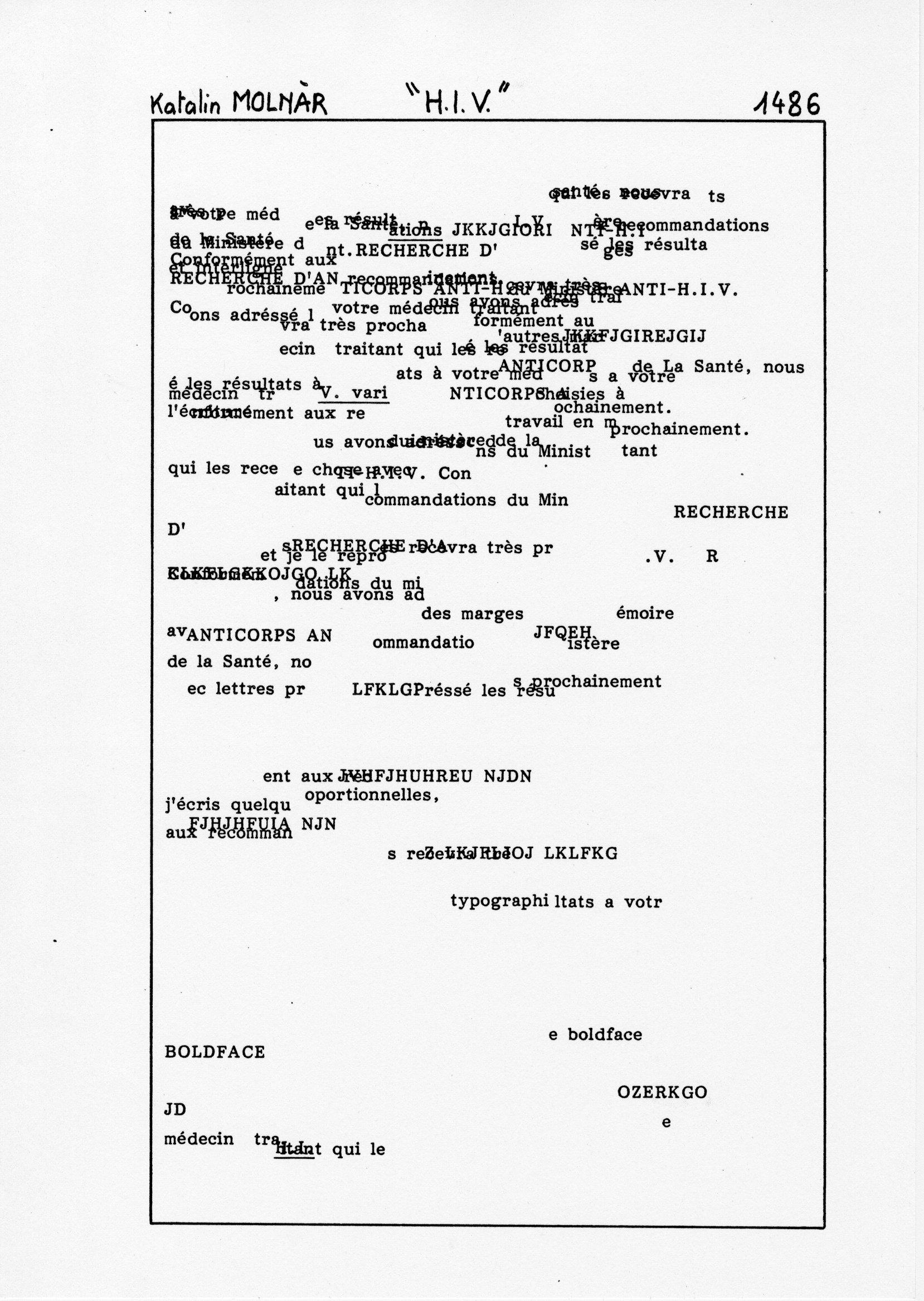 page 1486 K. Molnar H.I.V.