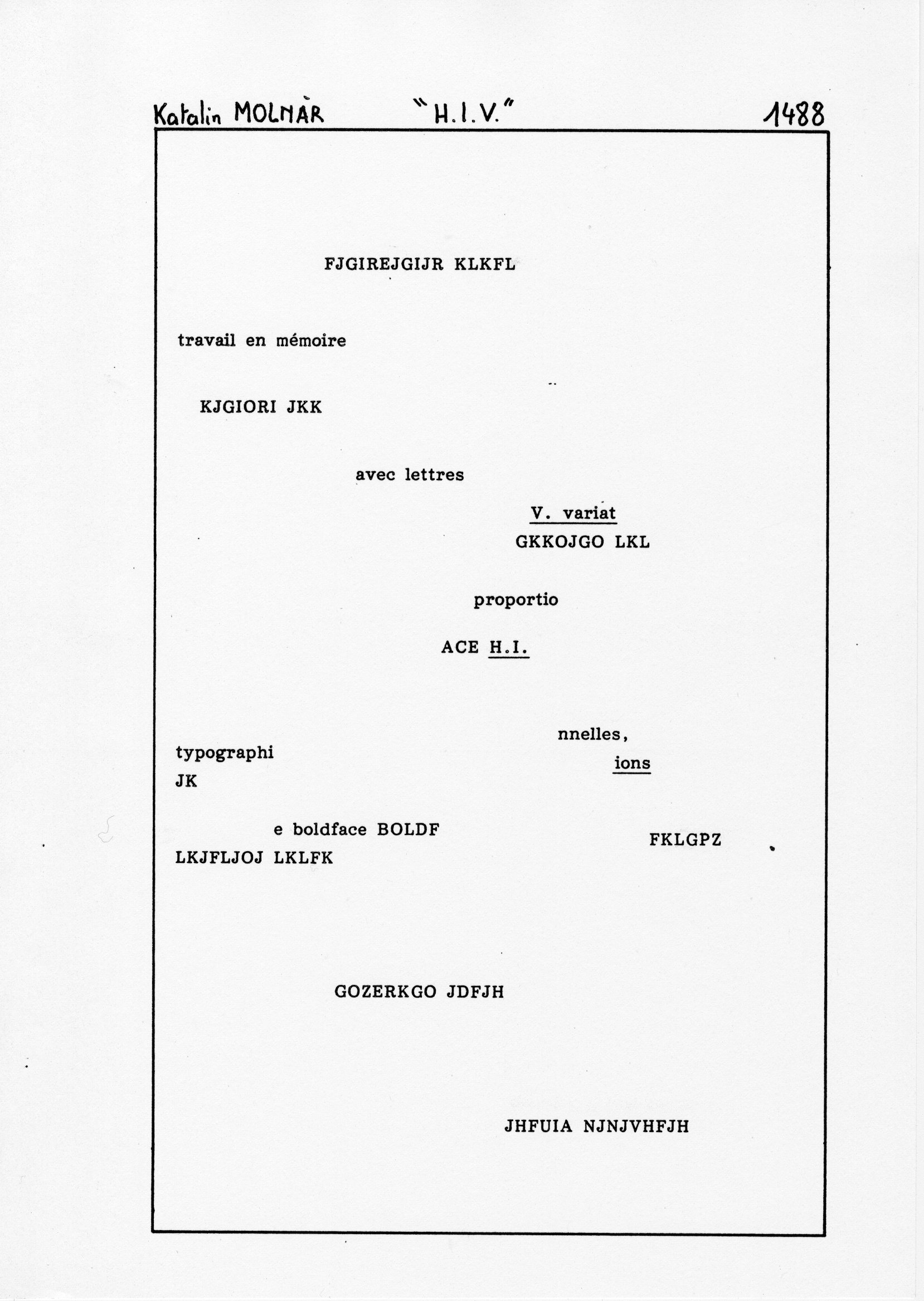 page 1488 K. Molnar H.I.V.