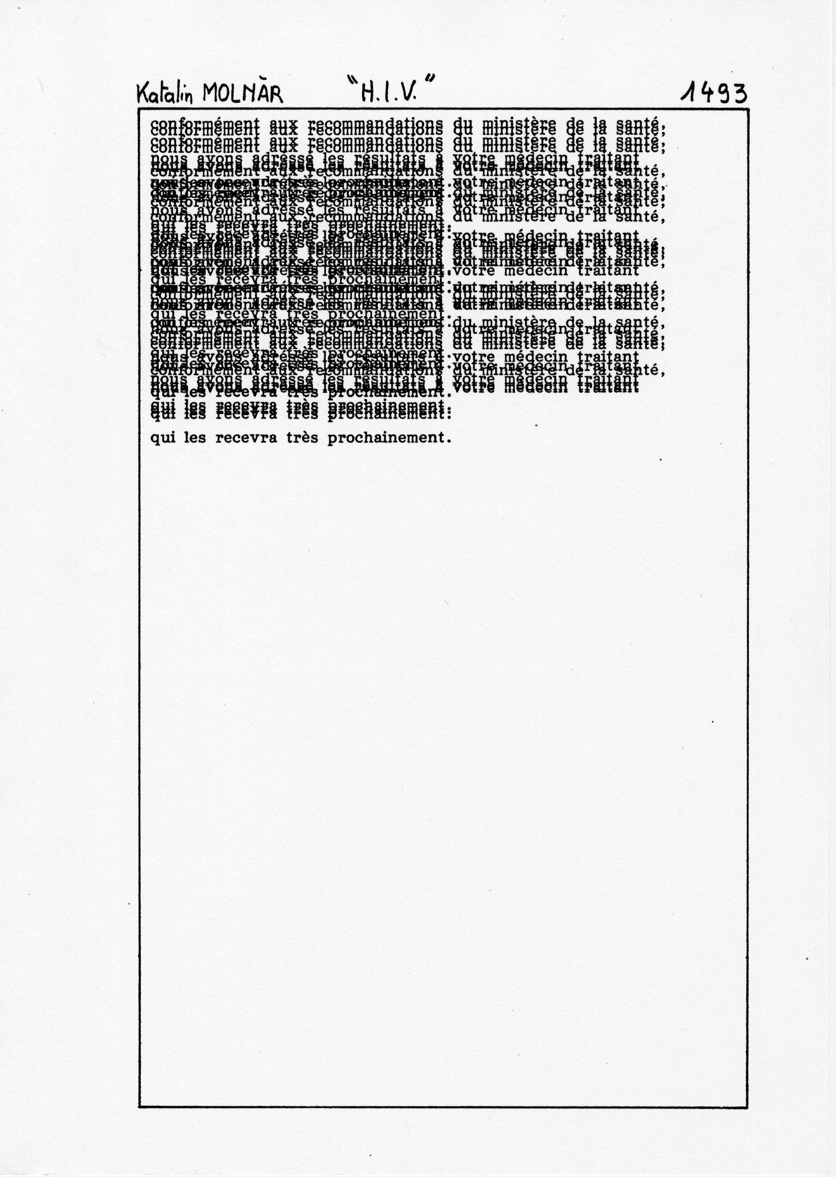 page 1493 K. Molnar H.I.V.
