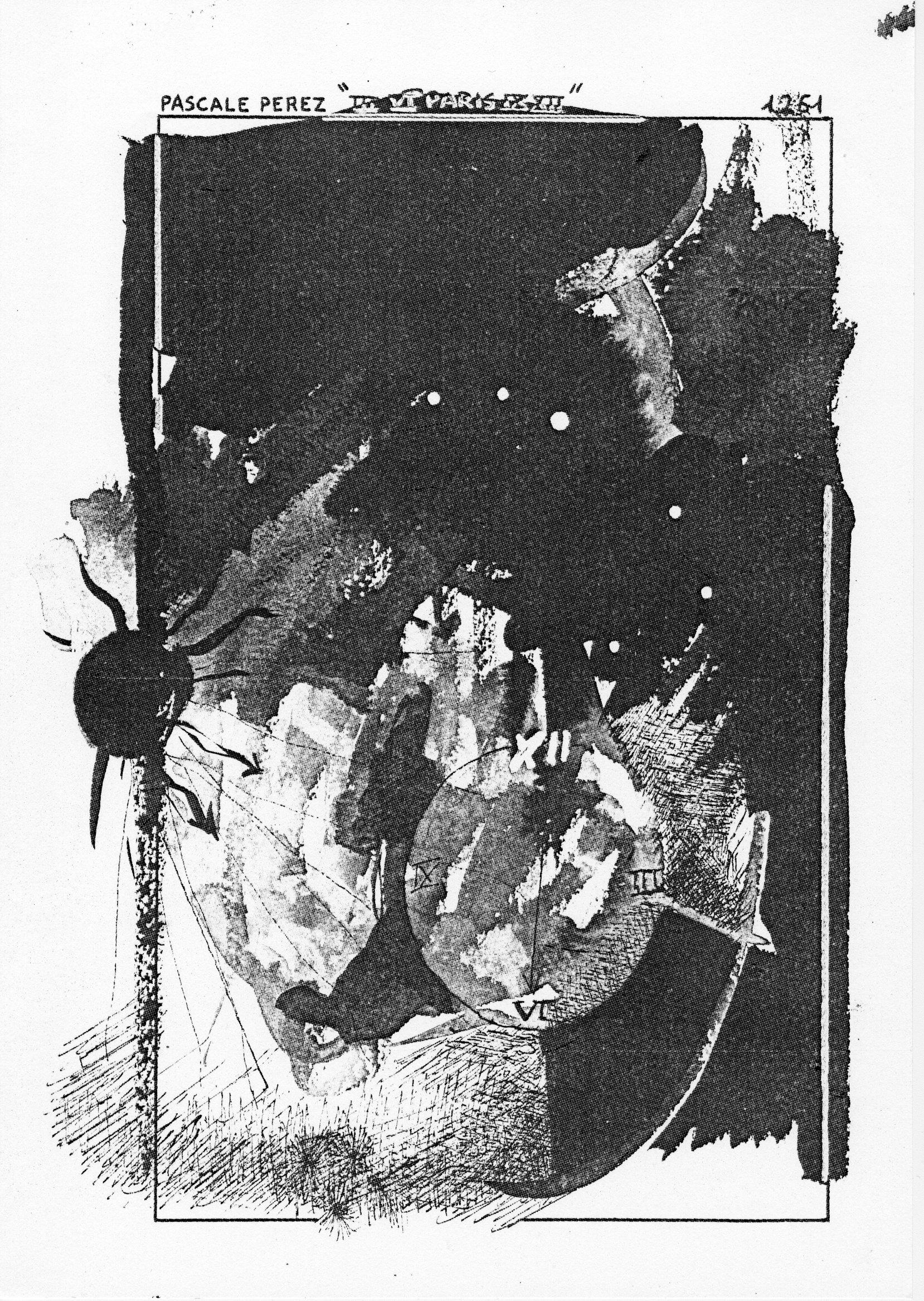 page 1261 P. PEREZ III VI PARIS IX XII