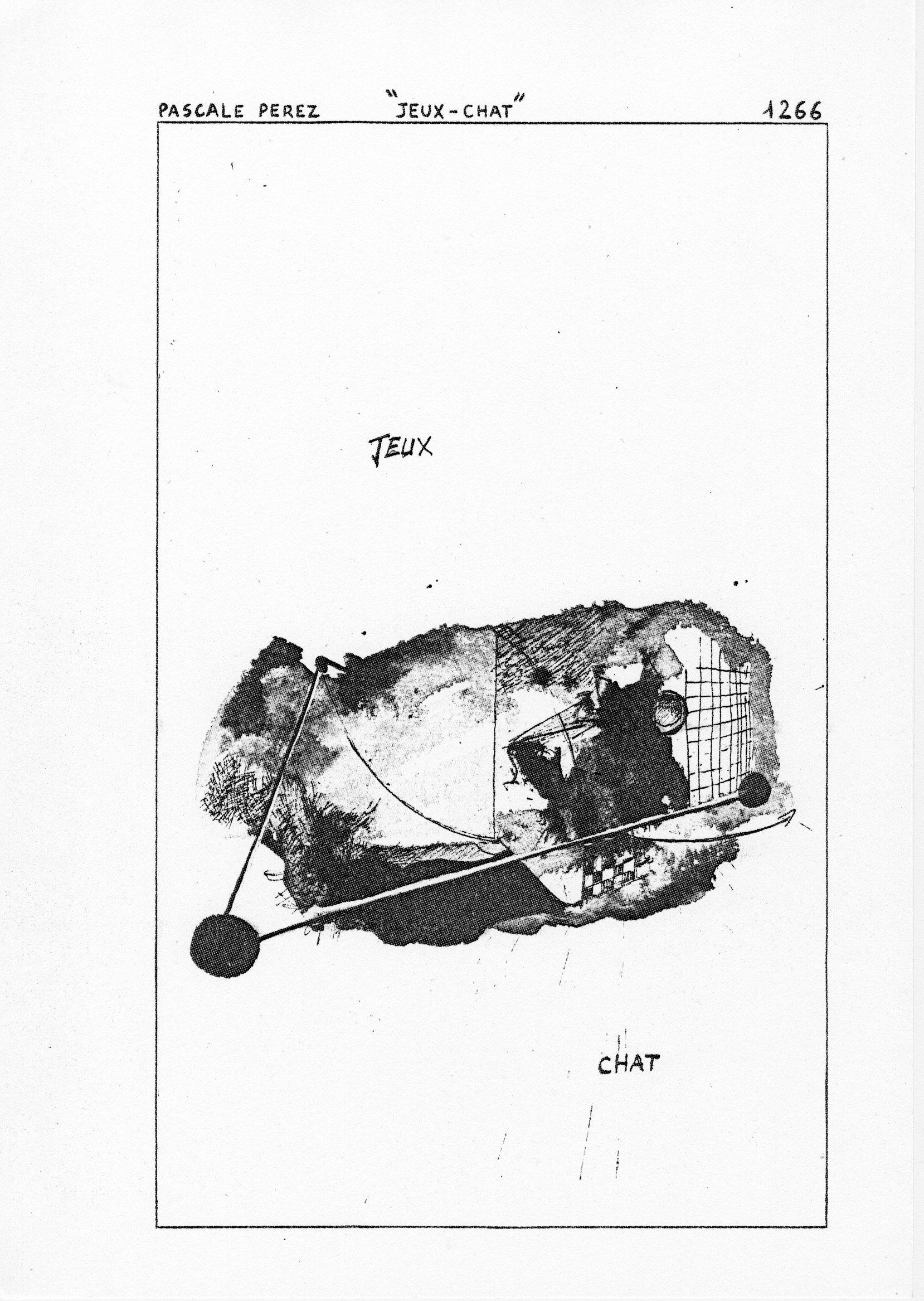 page 1266 P. PEREZ JEUX-CHAT