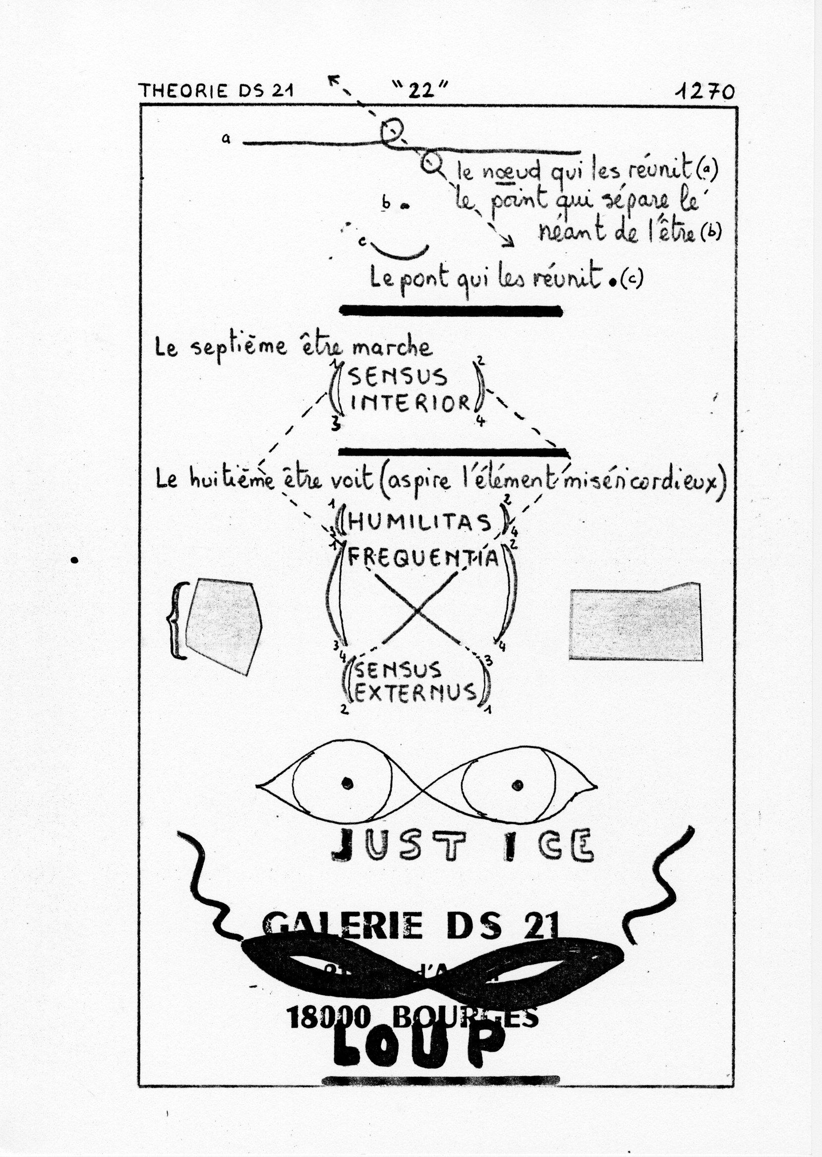 page 1270 Théorie D.S. 21 22
