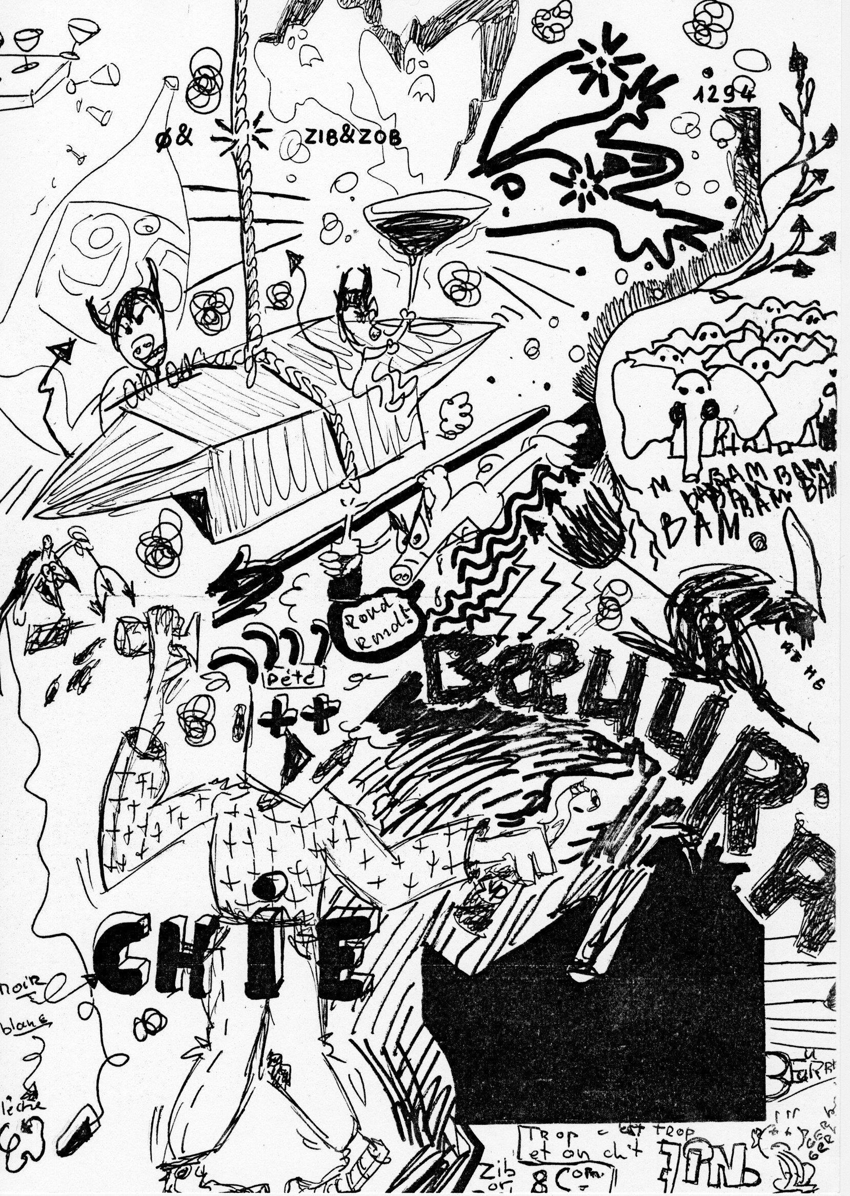 page 1294 Ensemble Vide et Zib et Zob OÏ OF OLASE