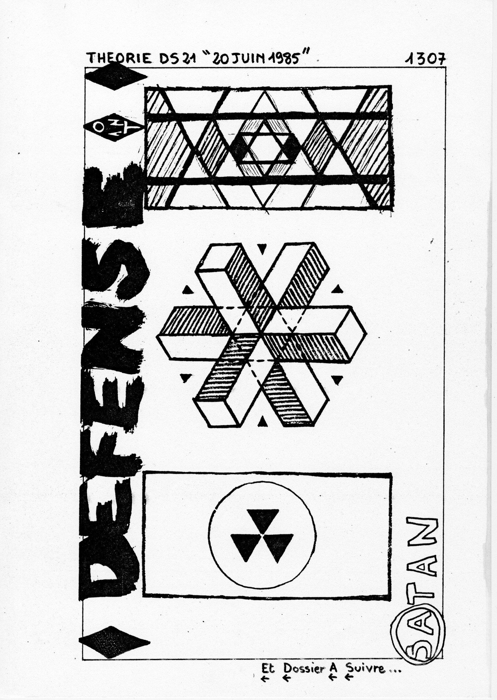 page 1307 Théorie D.S. 21 20 JUIN 1985